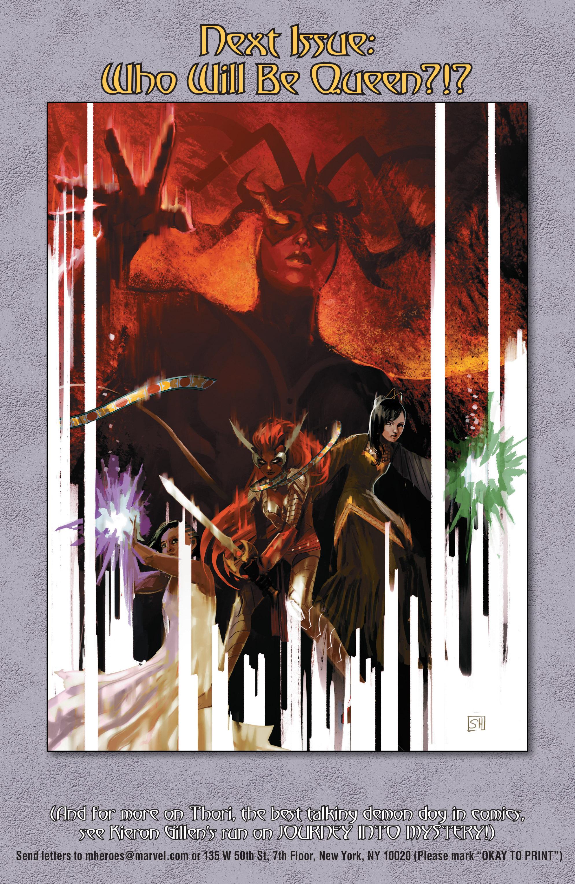 Read online Angela: Queen Of Hel comic -  Issue #4 - 18