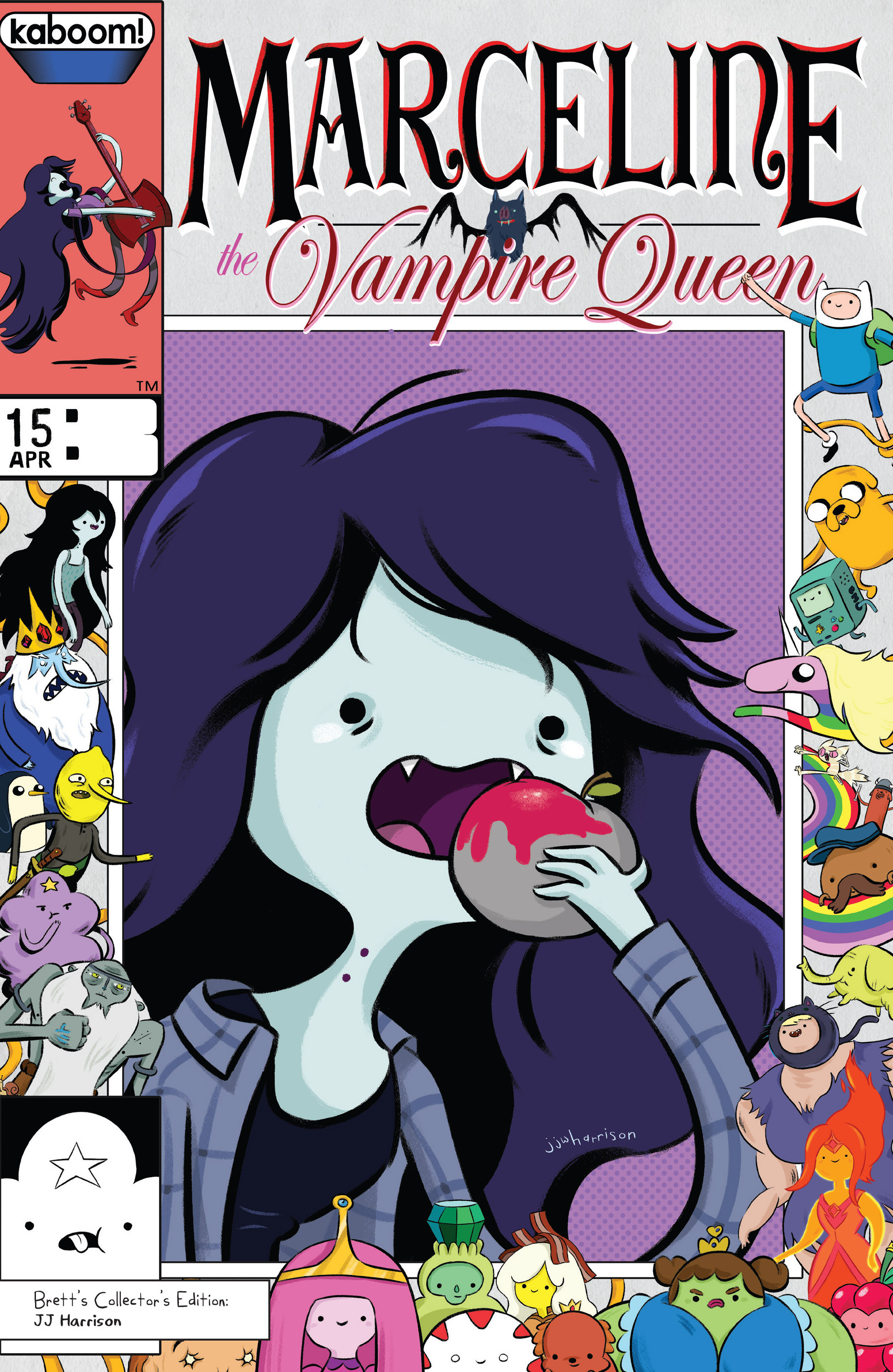 Read online Adventure Time comic -  Issue #Adventure Time _TPB 4 - 101
