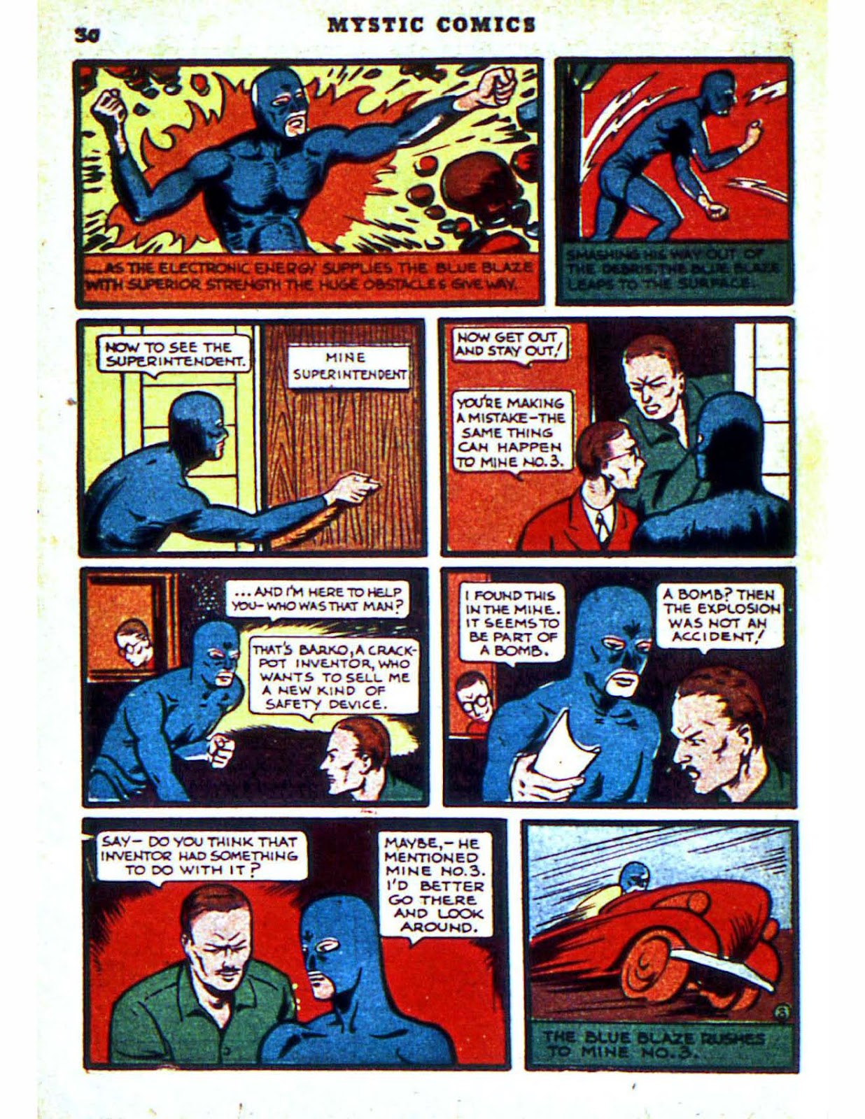 Mystic Comics (1940) issue 2 - Page 32