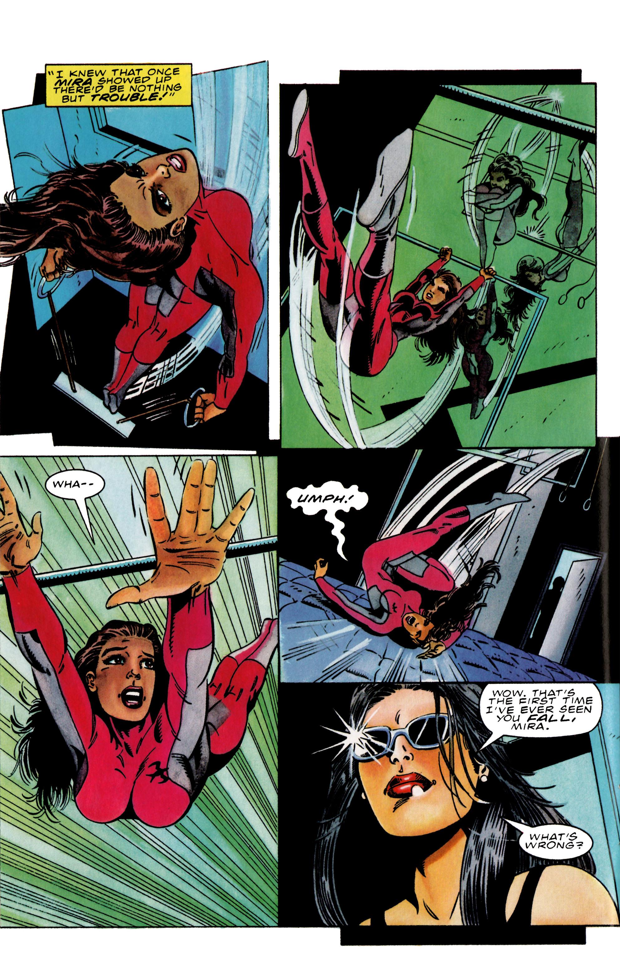 Read online Harbinger (1992) comic -  Issue #38 - 8