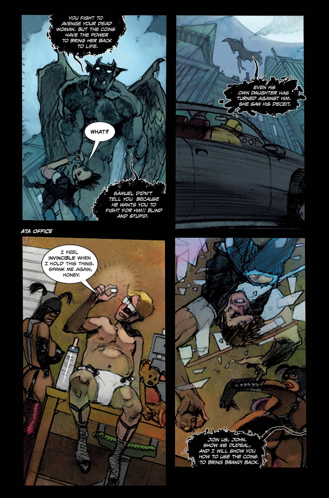 13 Coins issue TPB - Page 157
