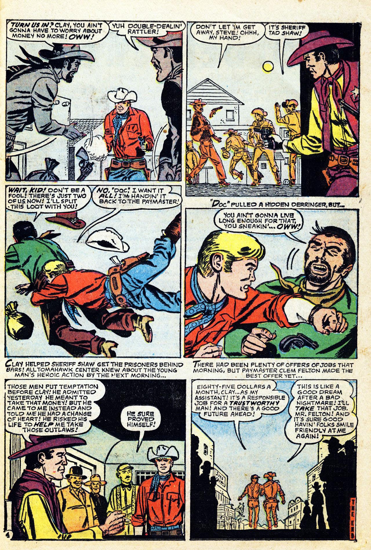 Read online Two-Gun Kid comic -  Issue #43 - 23