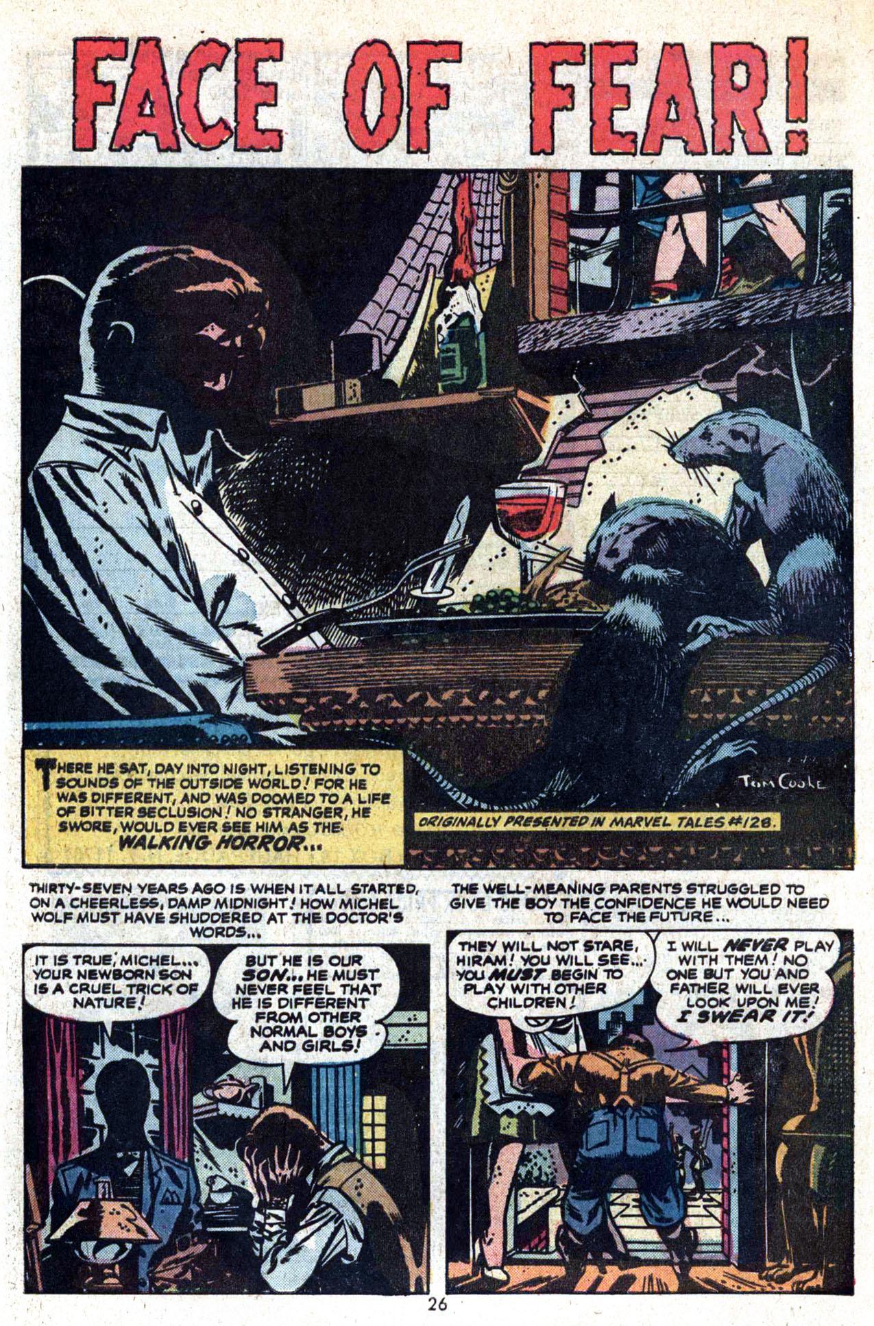 Read online Amazing Adventures (1970) comic -  Issue #23 - 27