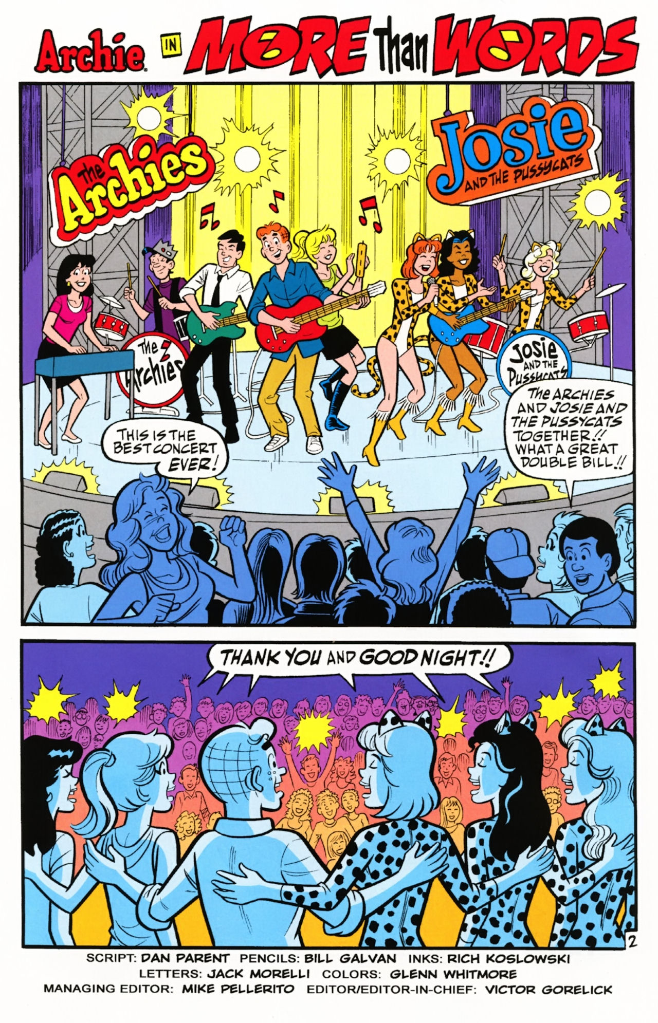 Read online Archie (1960) comic -  Issue #609 - 4