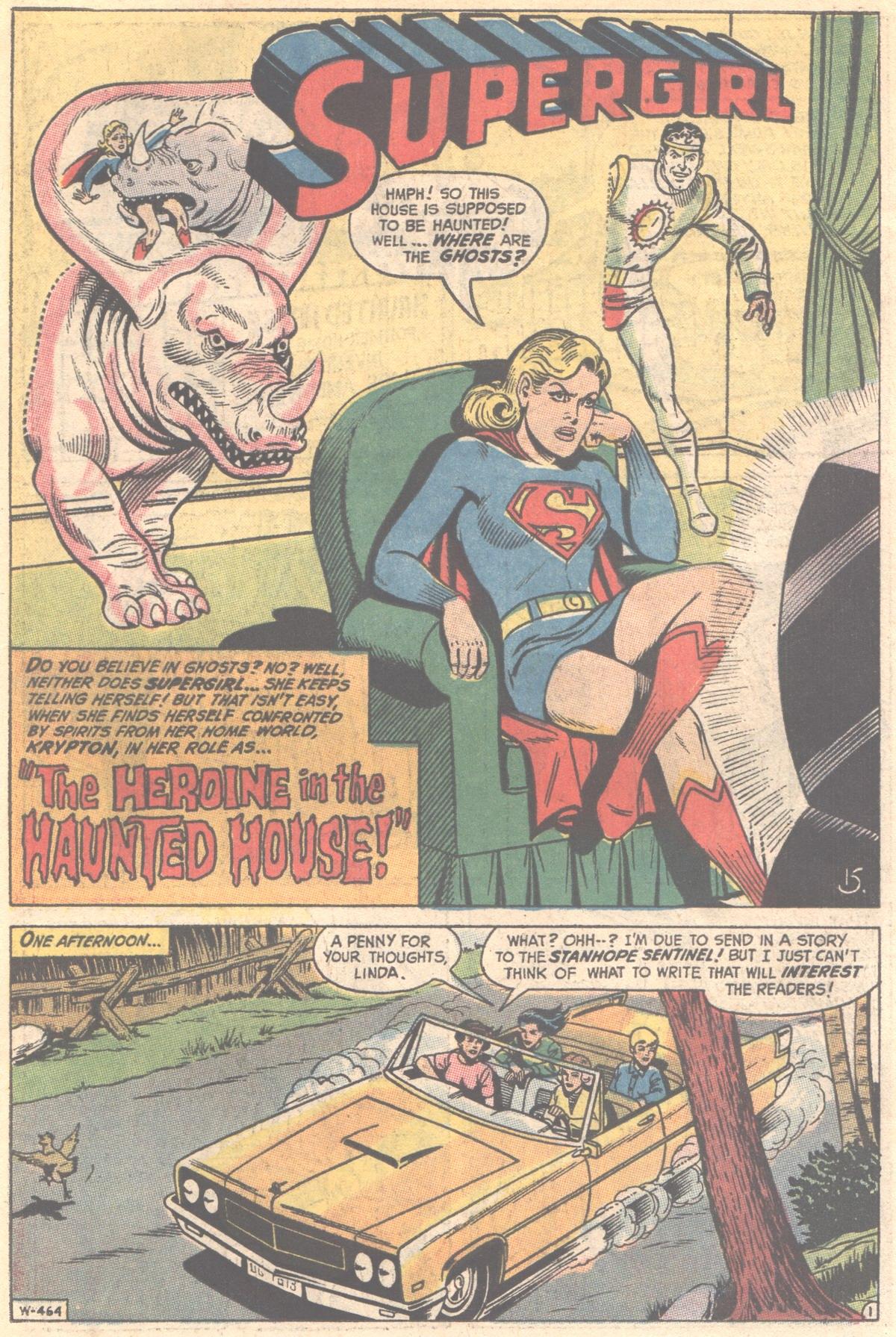 Read online Adventure Comics (1938) comic -  Issue #395 - 19