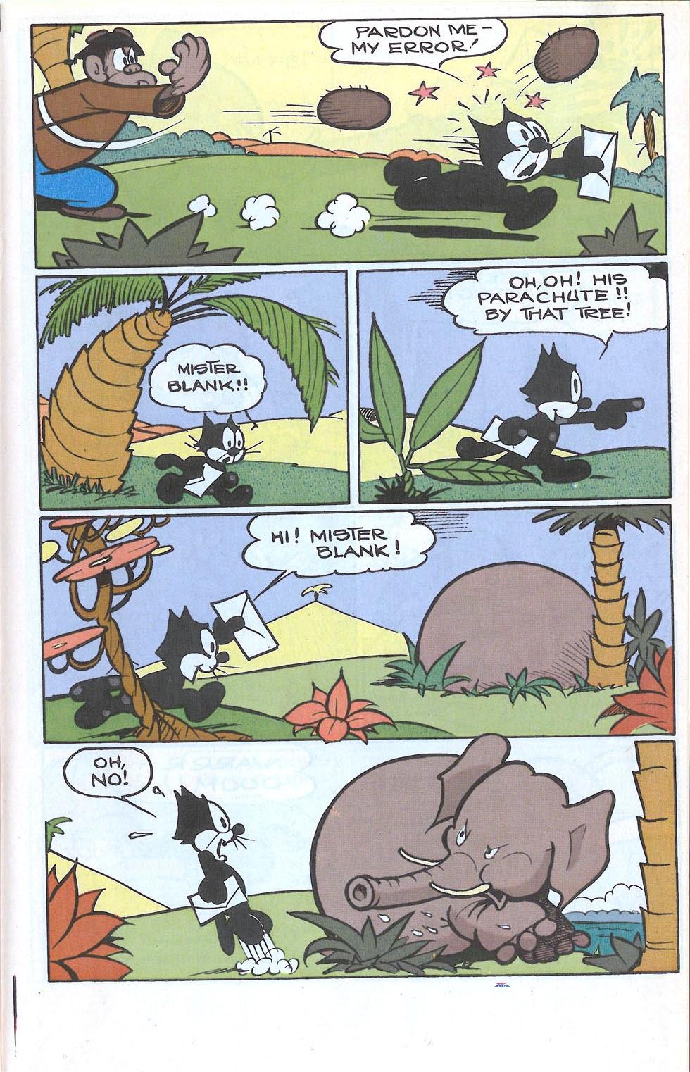 Read online Felix the Cat comic -  Issue #3 - 20