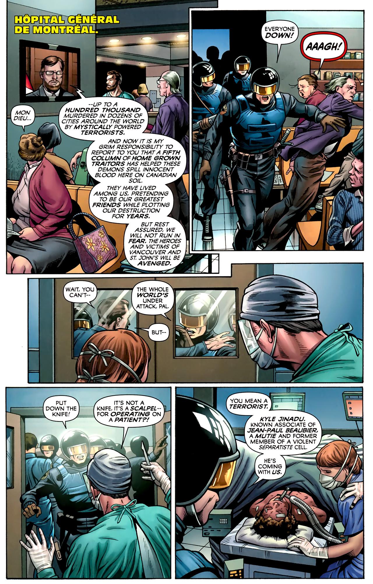 Read online Alpha Flight (2011) comic -  Issue #2 - 14
