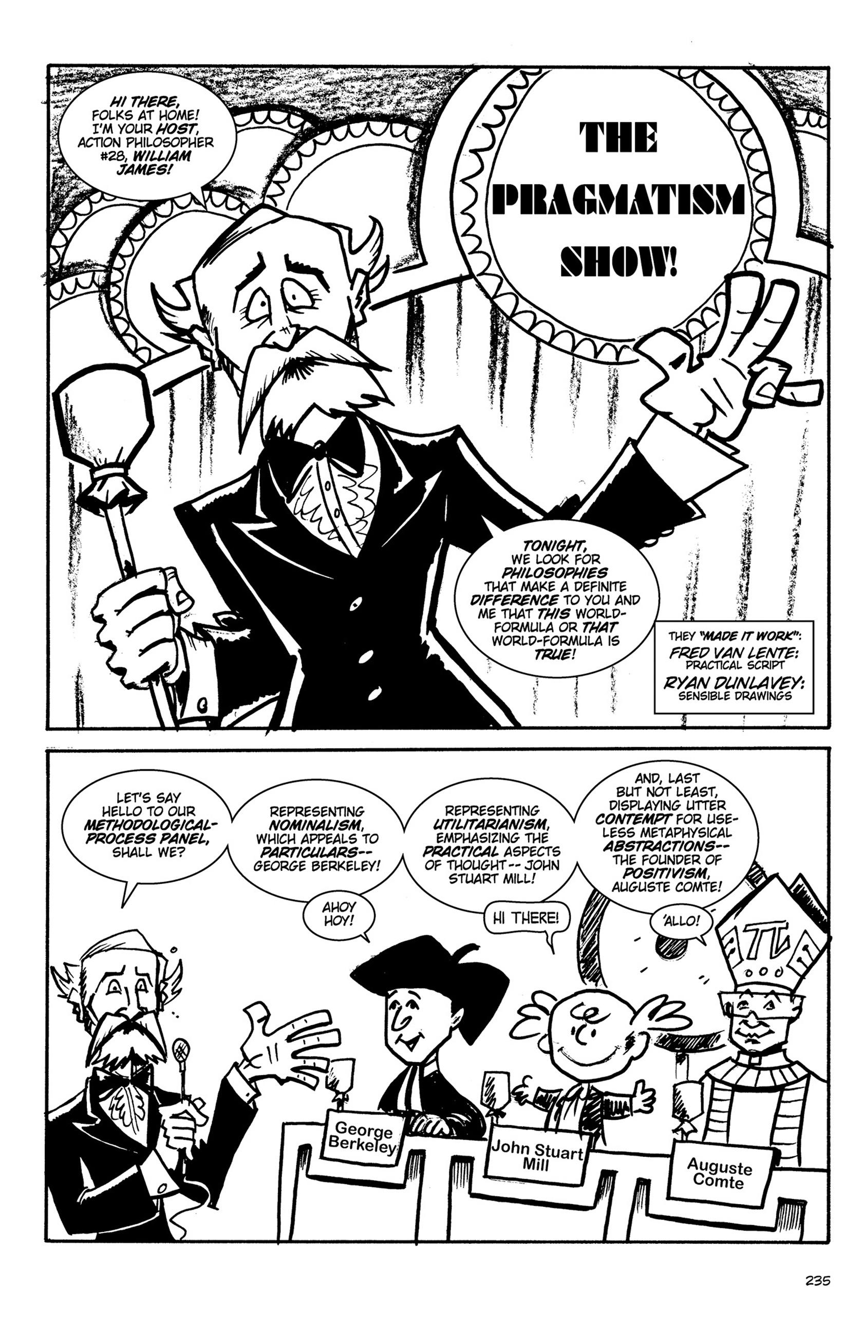 Read online Action Philosophers! comic -  Issue #Action Philosophers! TPB (Part 2) - 63