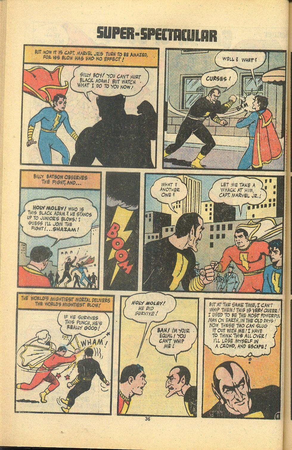 Read online Shazam! (1973) comic -  Issue #8 - 36