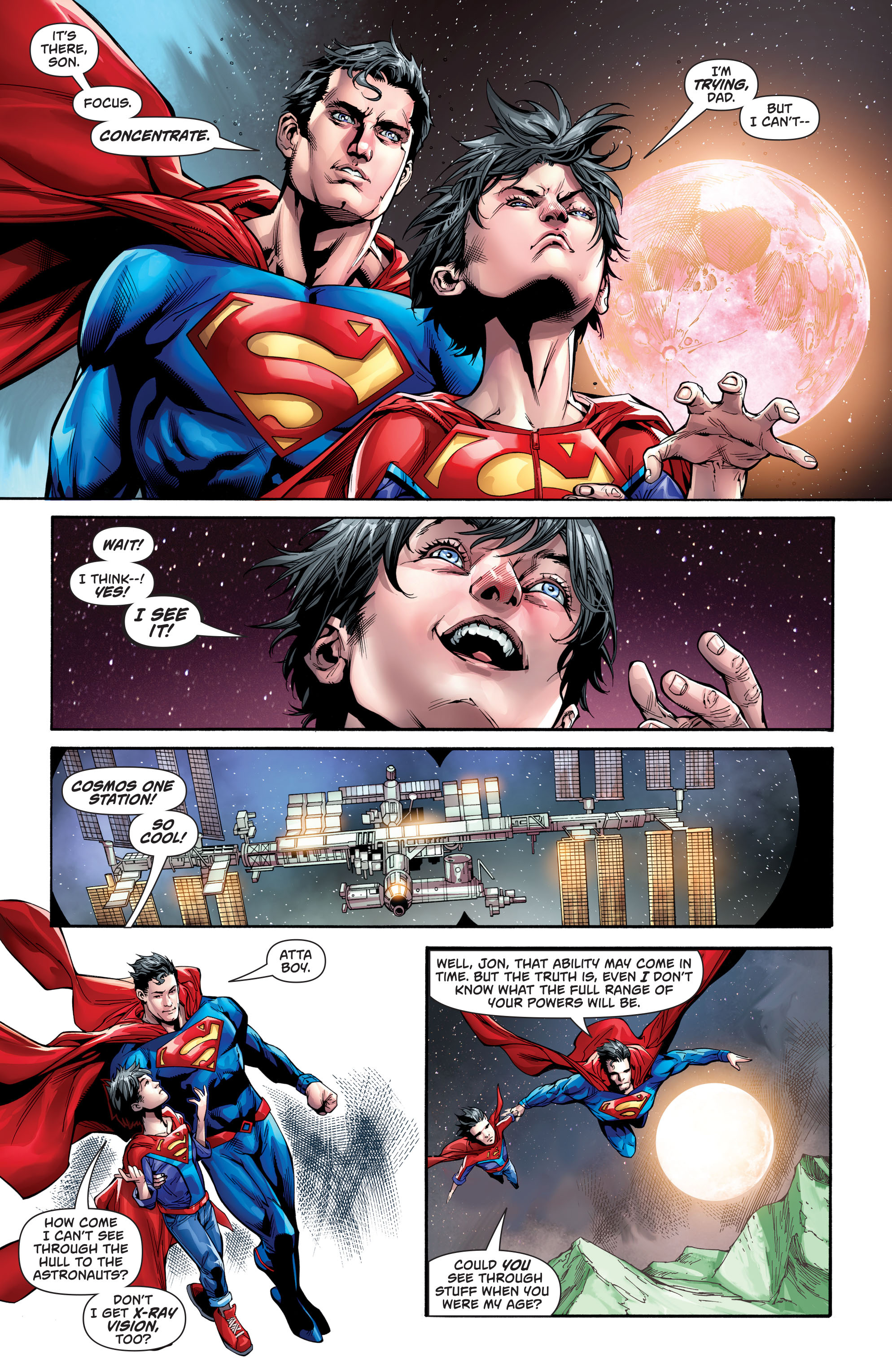 Read online Action Comics (2016) comic -  Issue #966 - 5