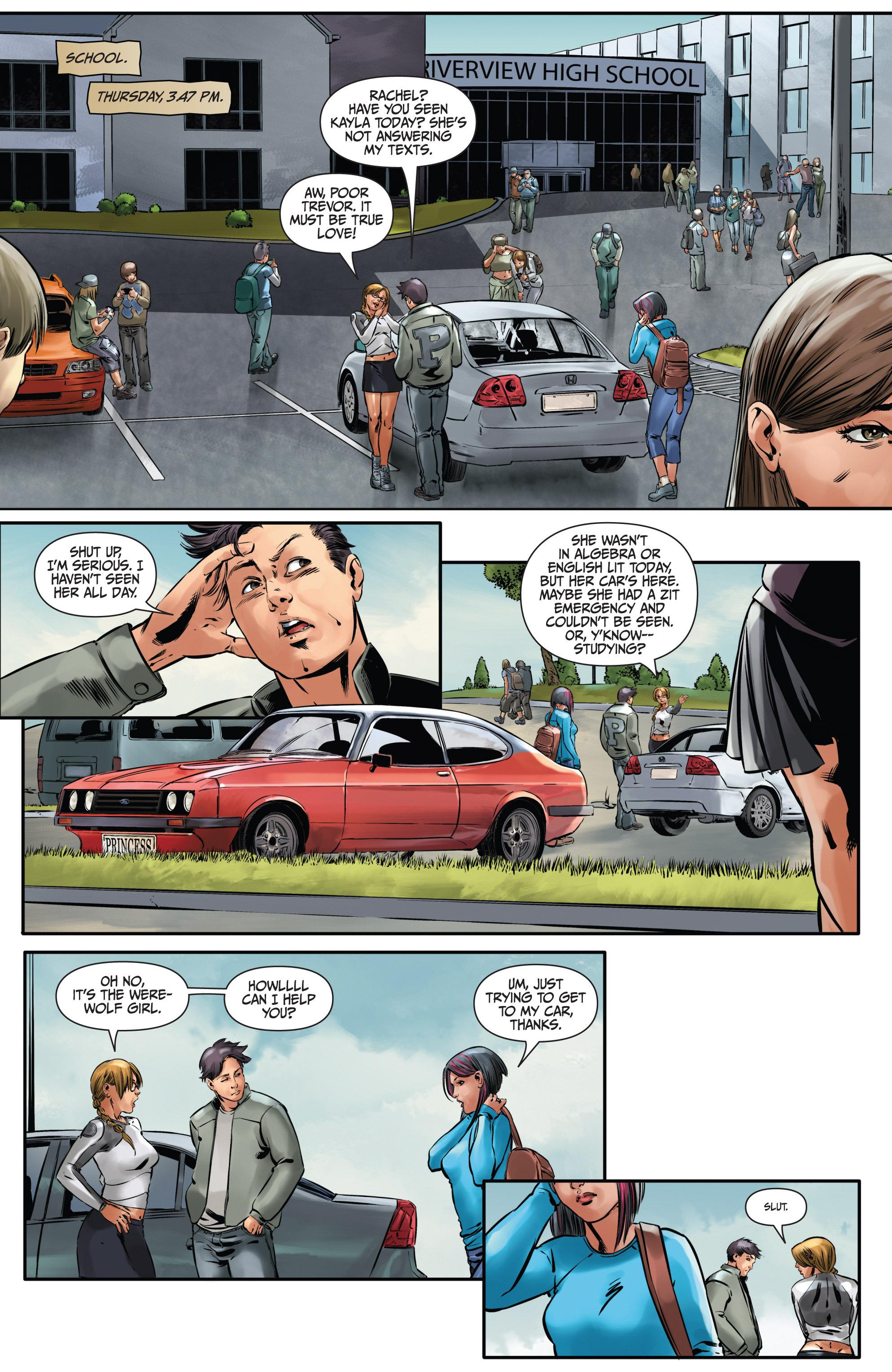 Read online Mercy Thompson comic -  Issue #4 - 7