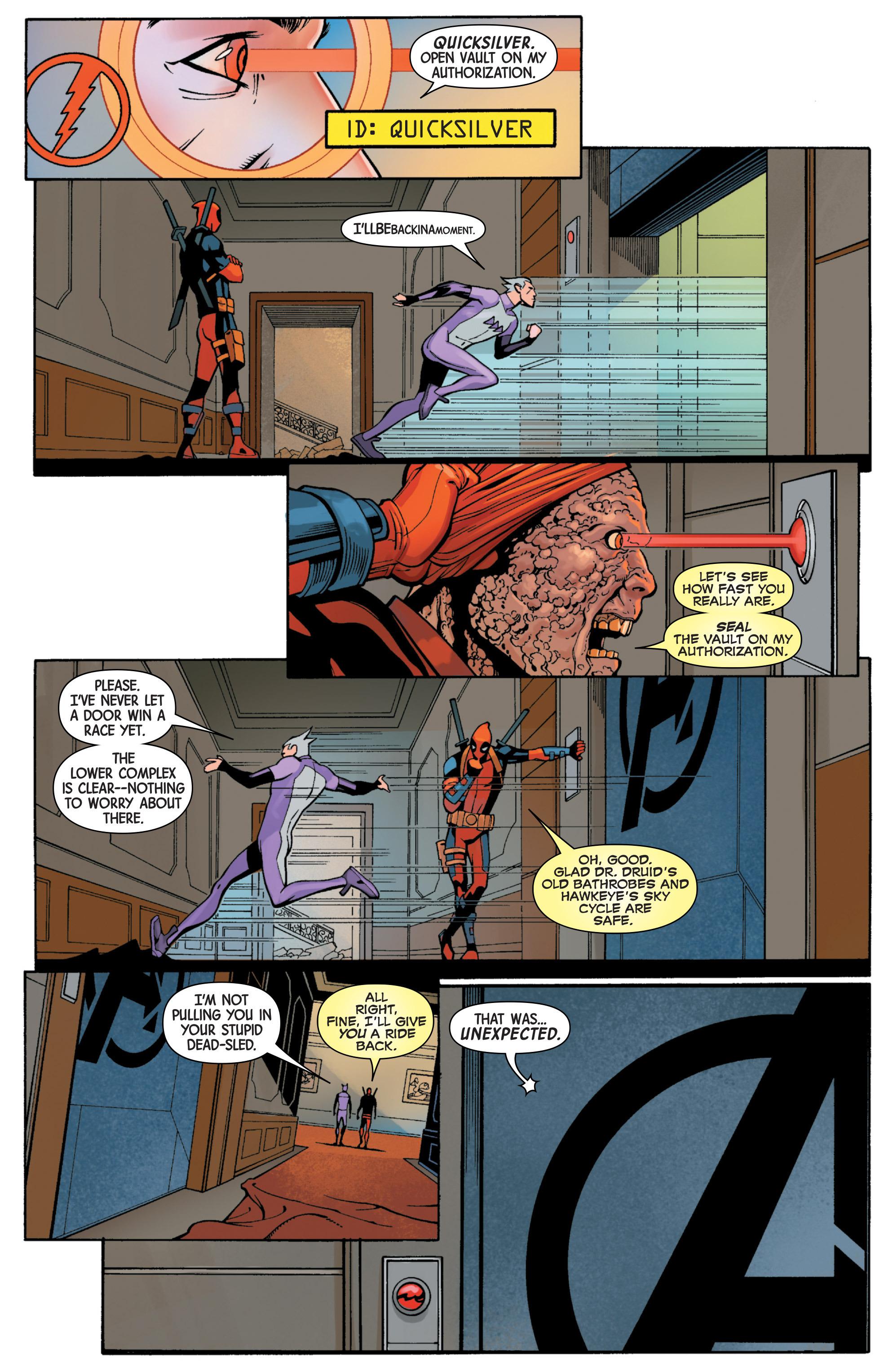 Read online Uncanny Avengers [II] comic -  Issue #6 - 20