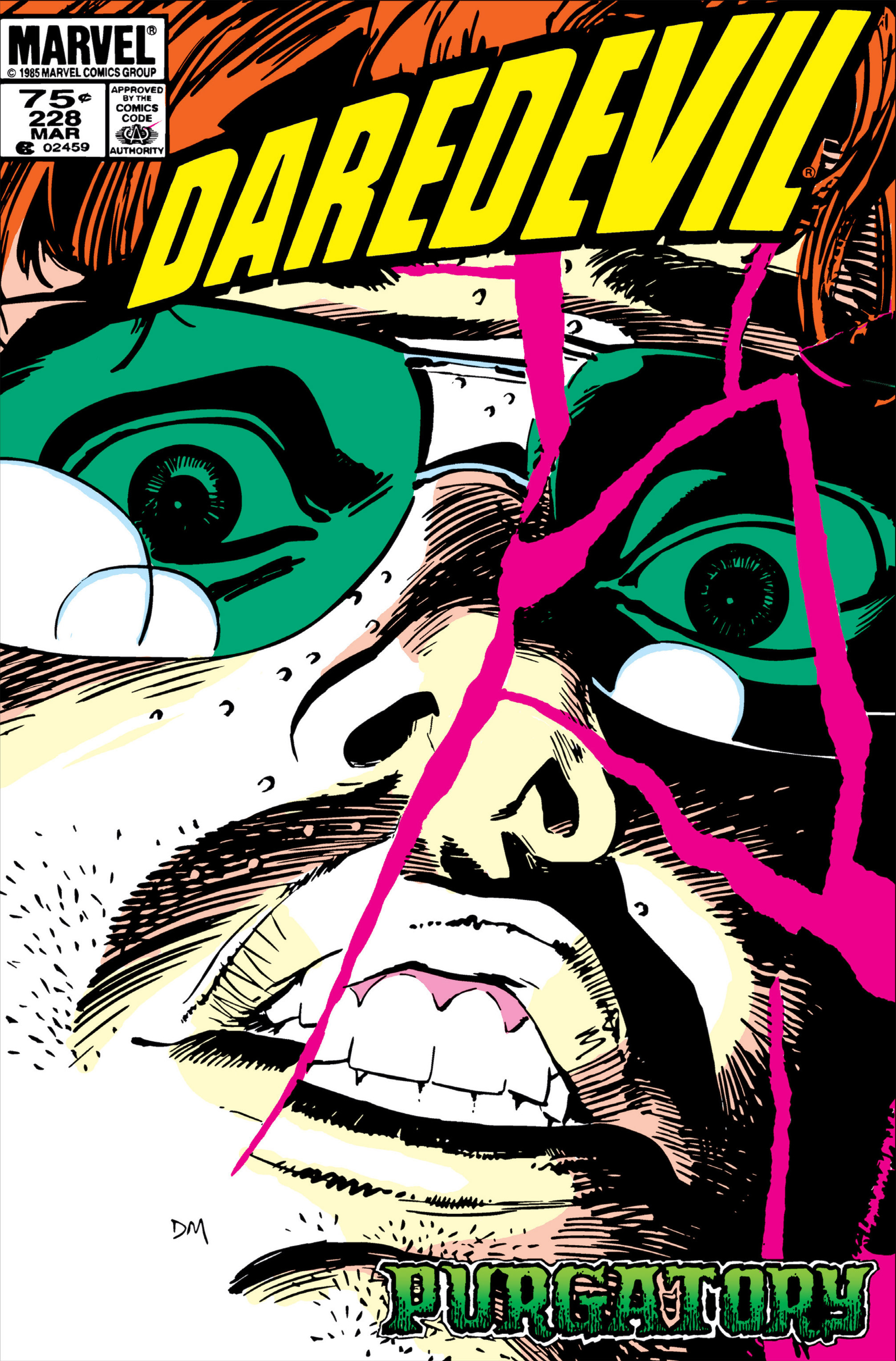 Read online Daredevil: Born Again comic -  Issue # Full - 53