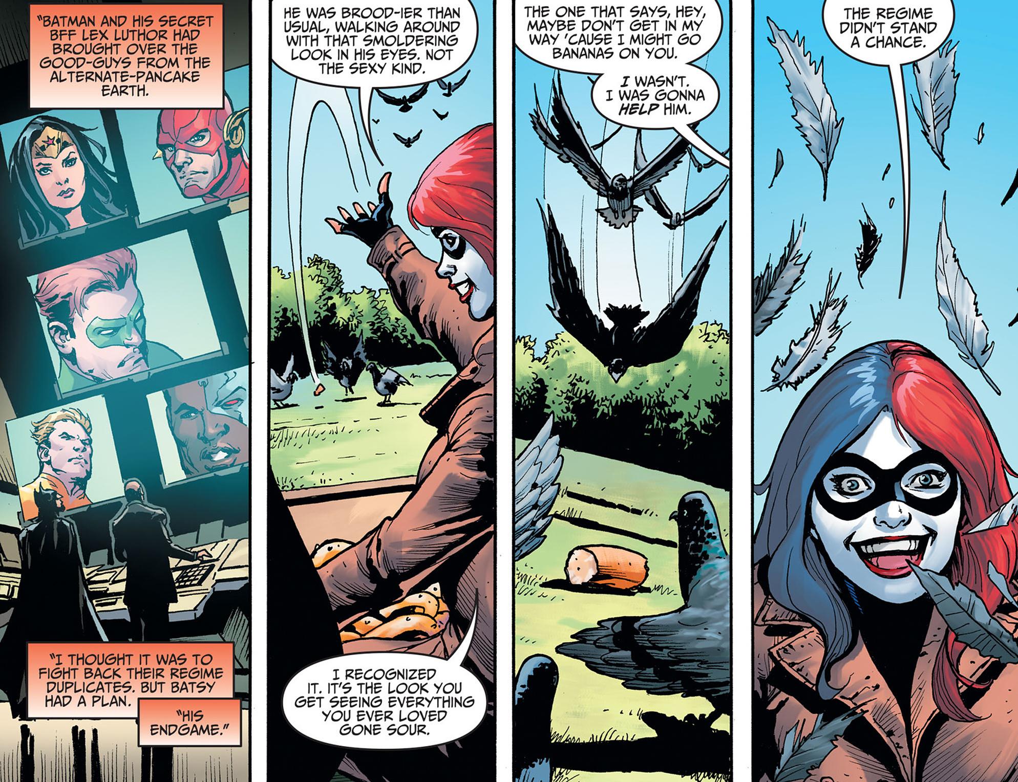 Read online Injustice: Ground Zero comic -  Issue #9 - 5