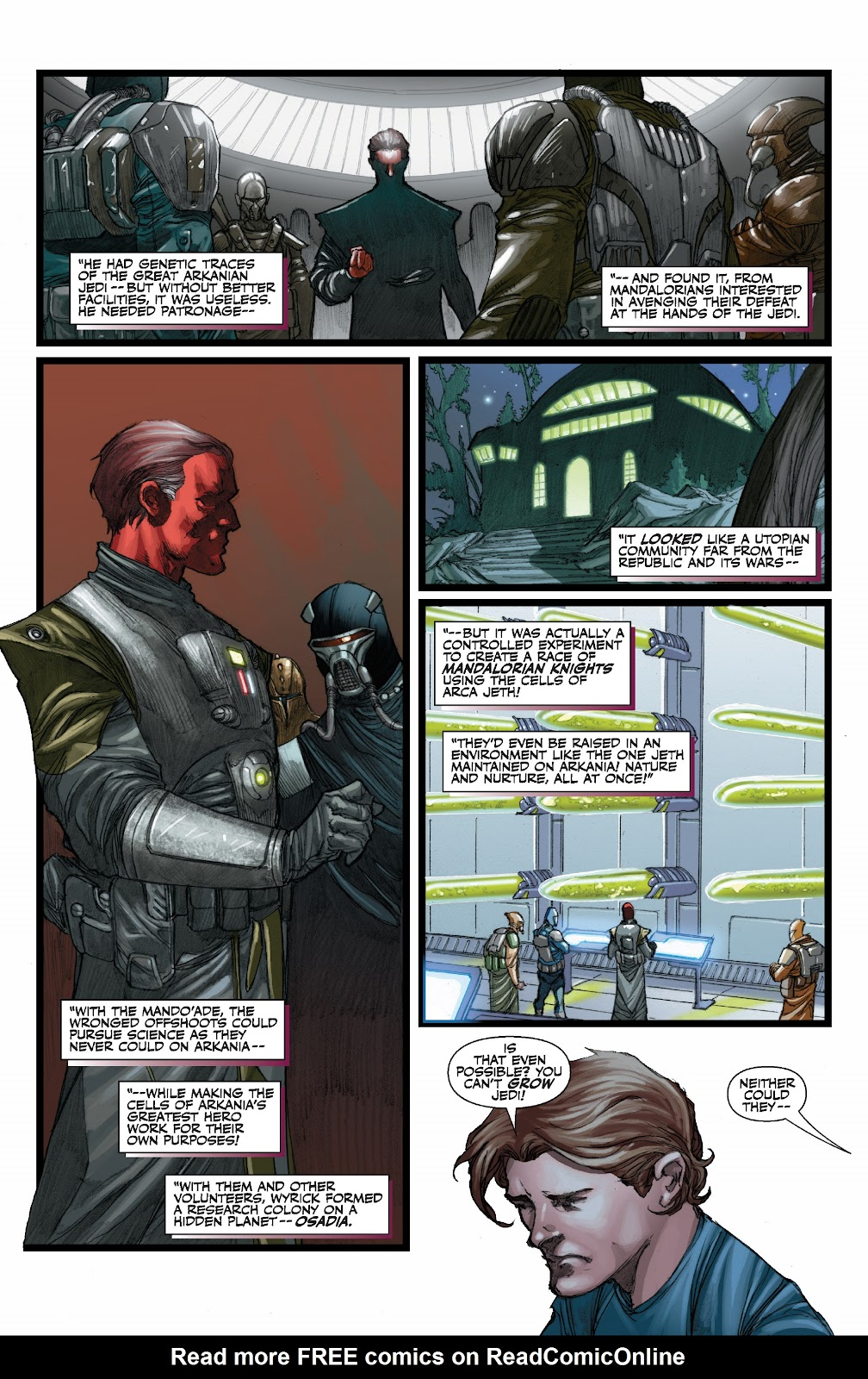 Read online Star Wars Legends: The Old Republic - Epic Collection comic -  Issue # TPB 3 (Part 3) - 43