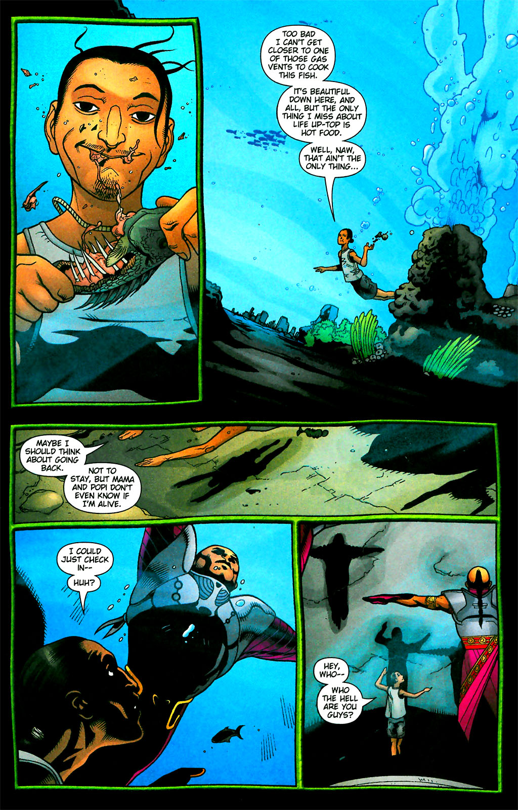 Read online Aquaman (2003) comic -  Issue #28 - 8