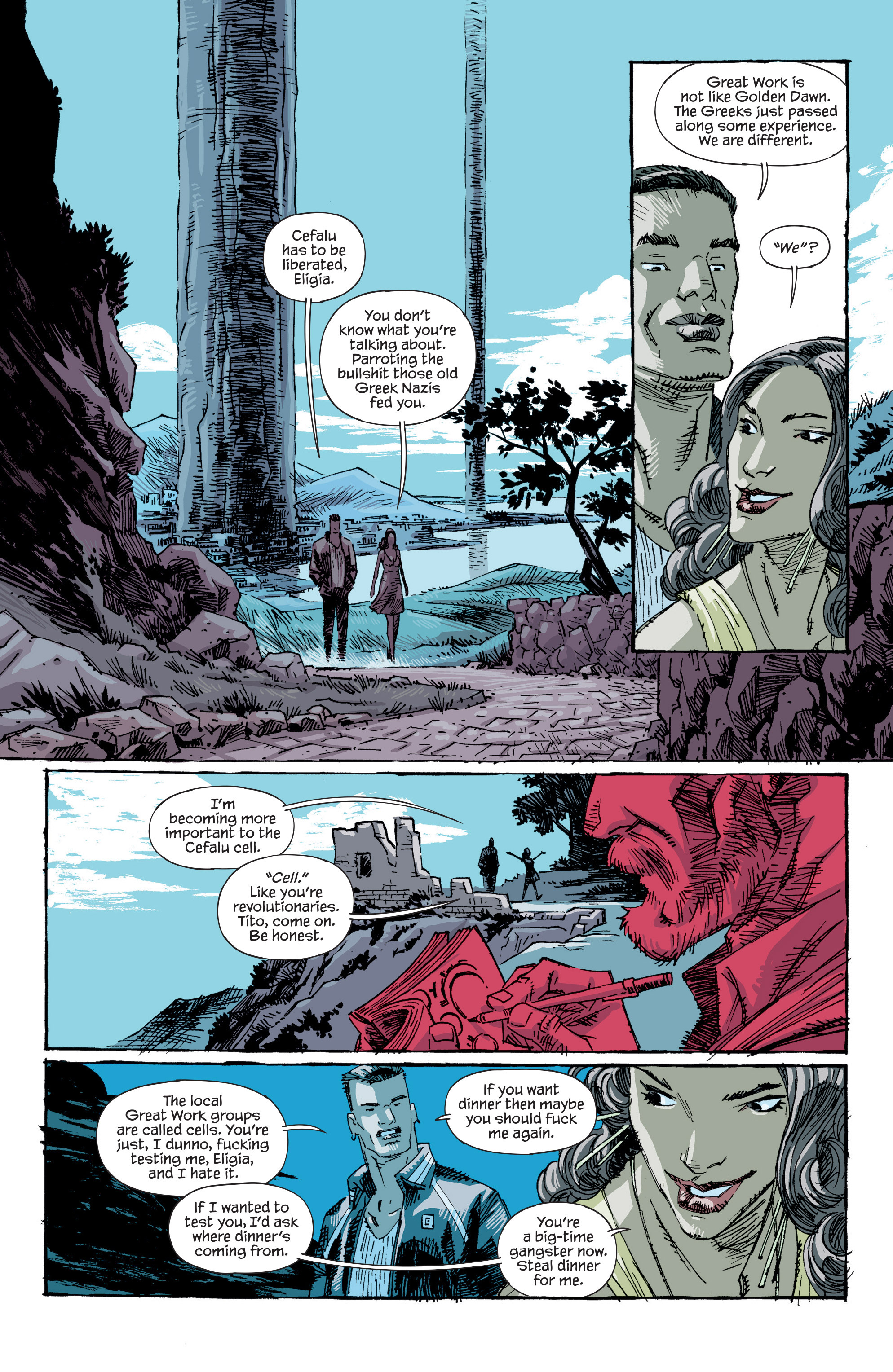 Read online Trees comic -  Issue #2 - 9