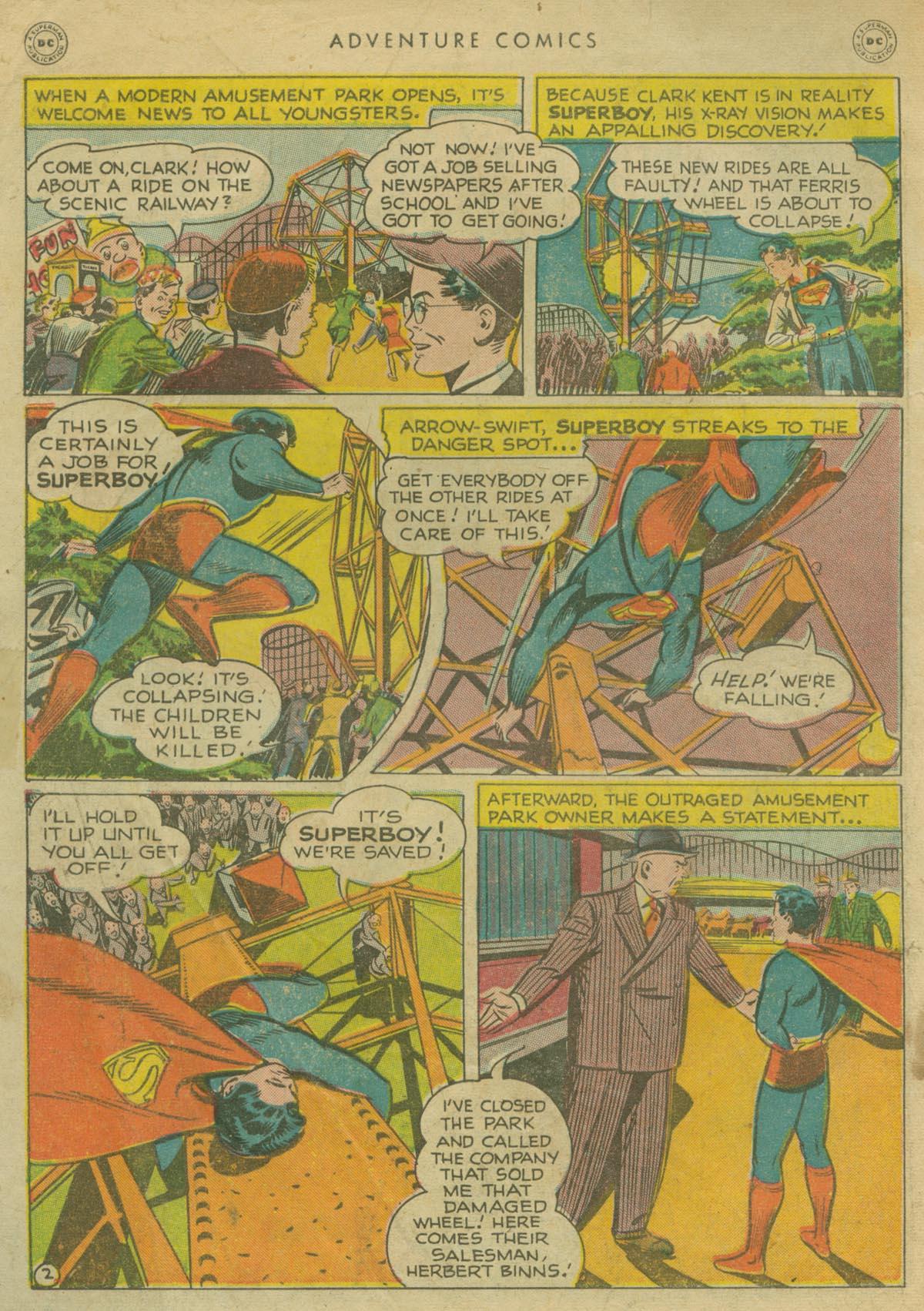 Read online Adventure Comics (1938) comic -  Issue #130 - 3
