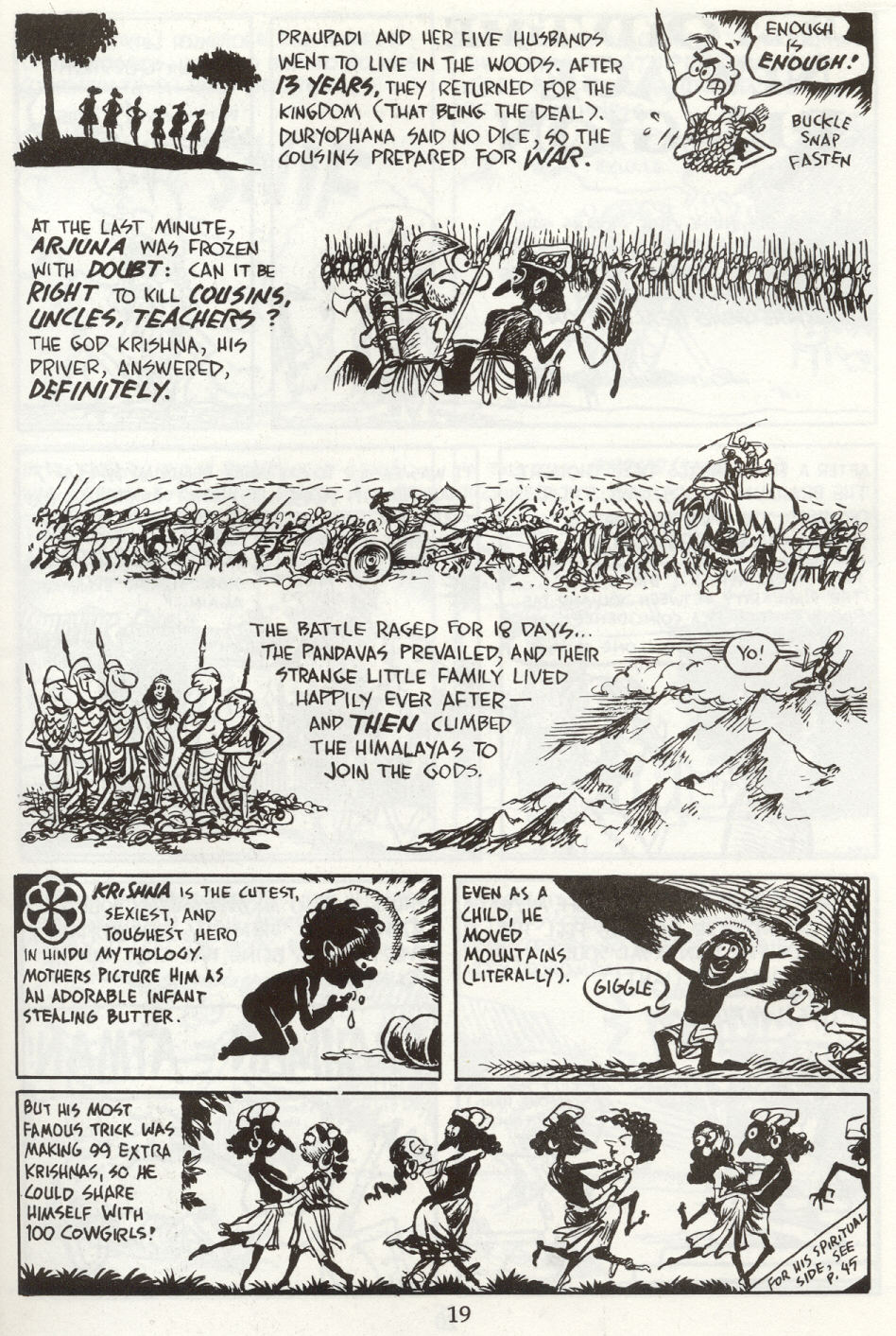 Read online The Cartoon History of the Universe comic -  Issue #8 - 22