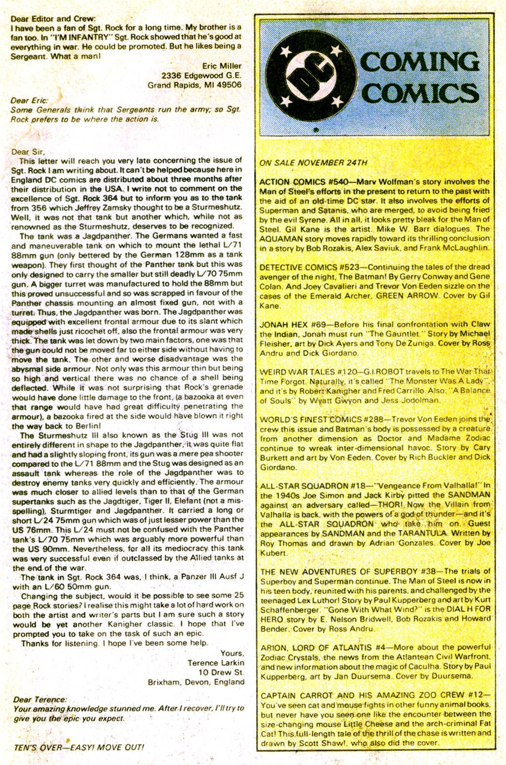 Read online Sgt. Rock comic -  Issue #373 - 33