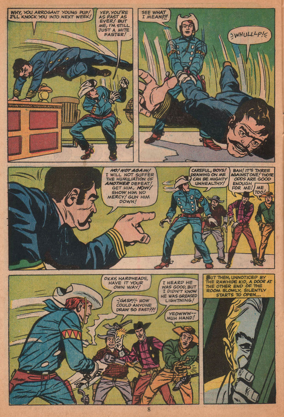 The Rawhide Kid (1955) issue 116 - Page 10