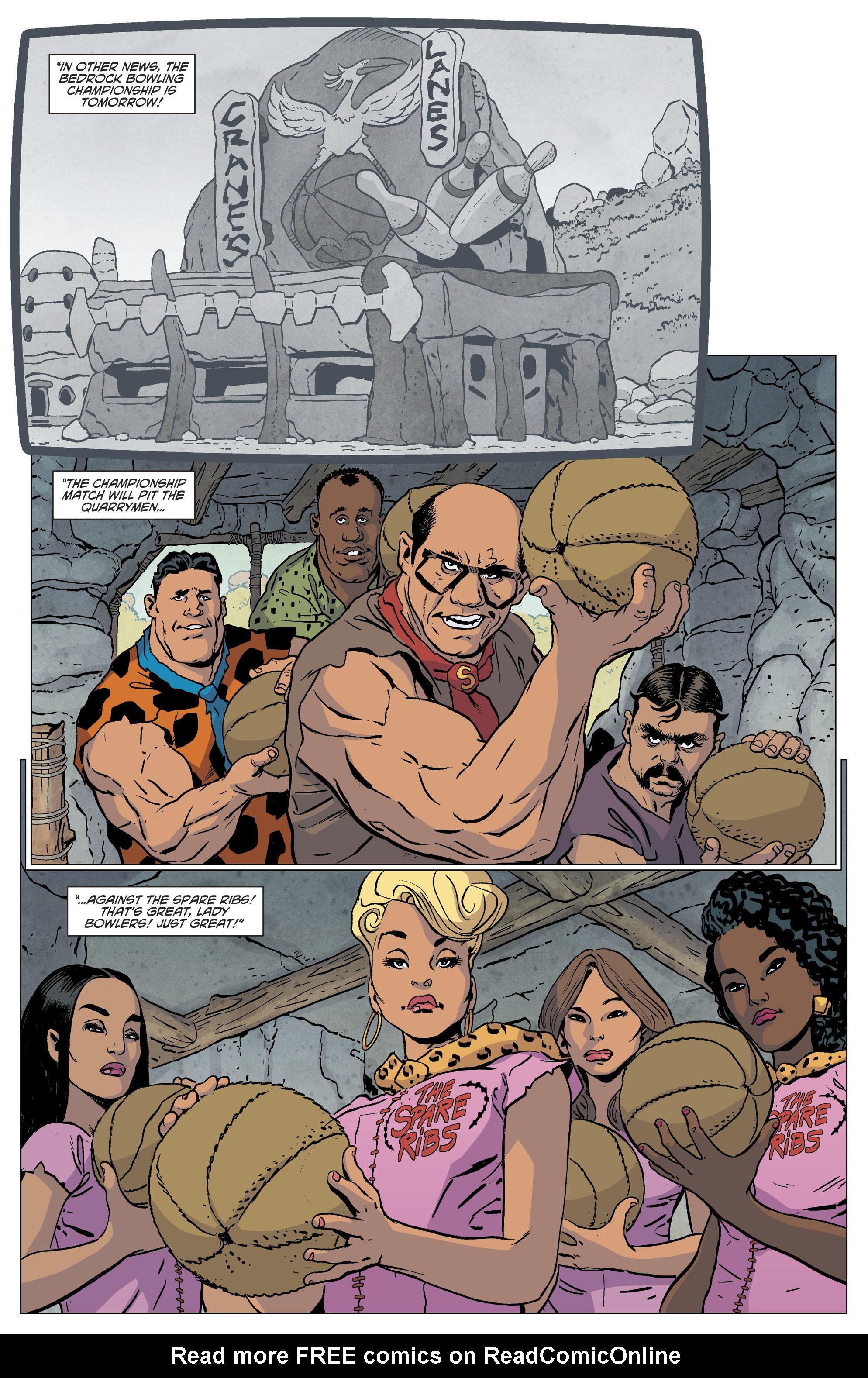 Read online The Flintstones comic -  Issue #12 - 8
