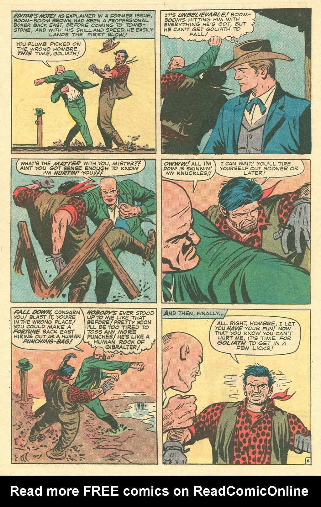 Read online Two-Gun Kid comic -  Issue #105 - 9