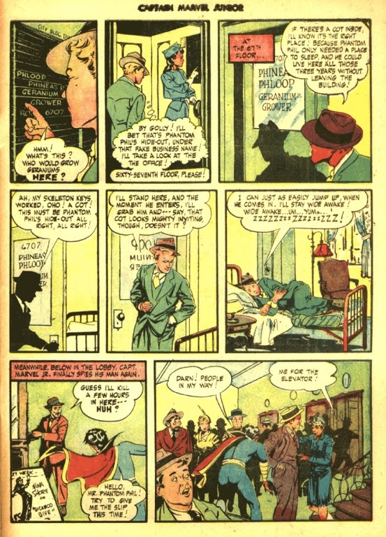 Captain Marvel, Jr. issue 39 - Page 27