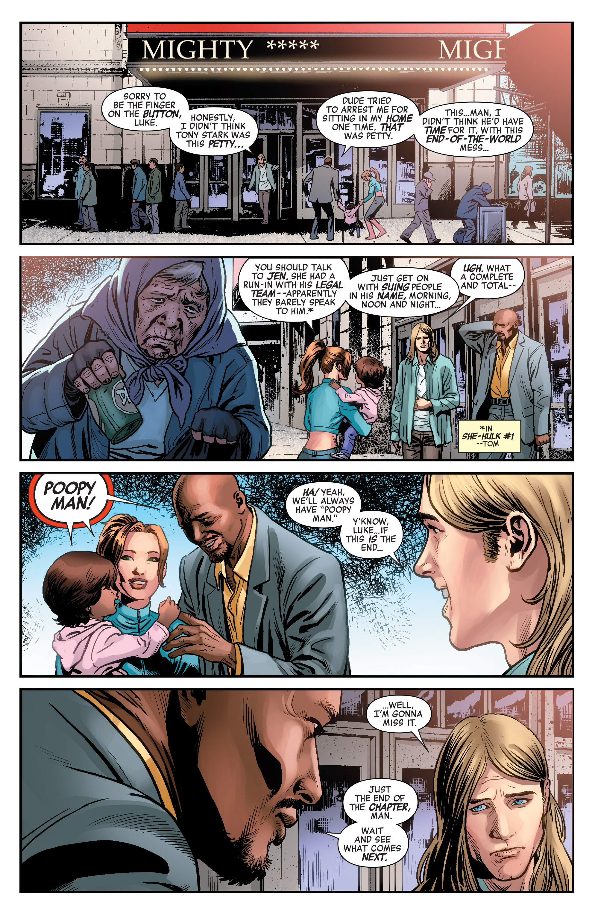 Read online Secret Wars: Last Days of the Marvel Universe comic -  Issue # TPB (Part 1) - 30
