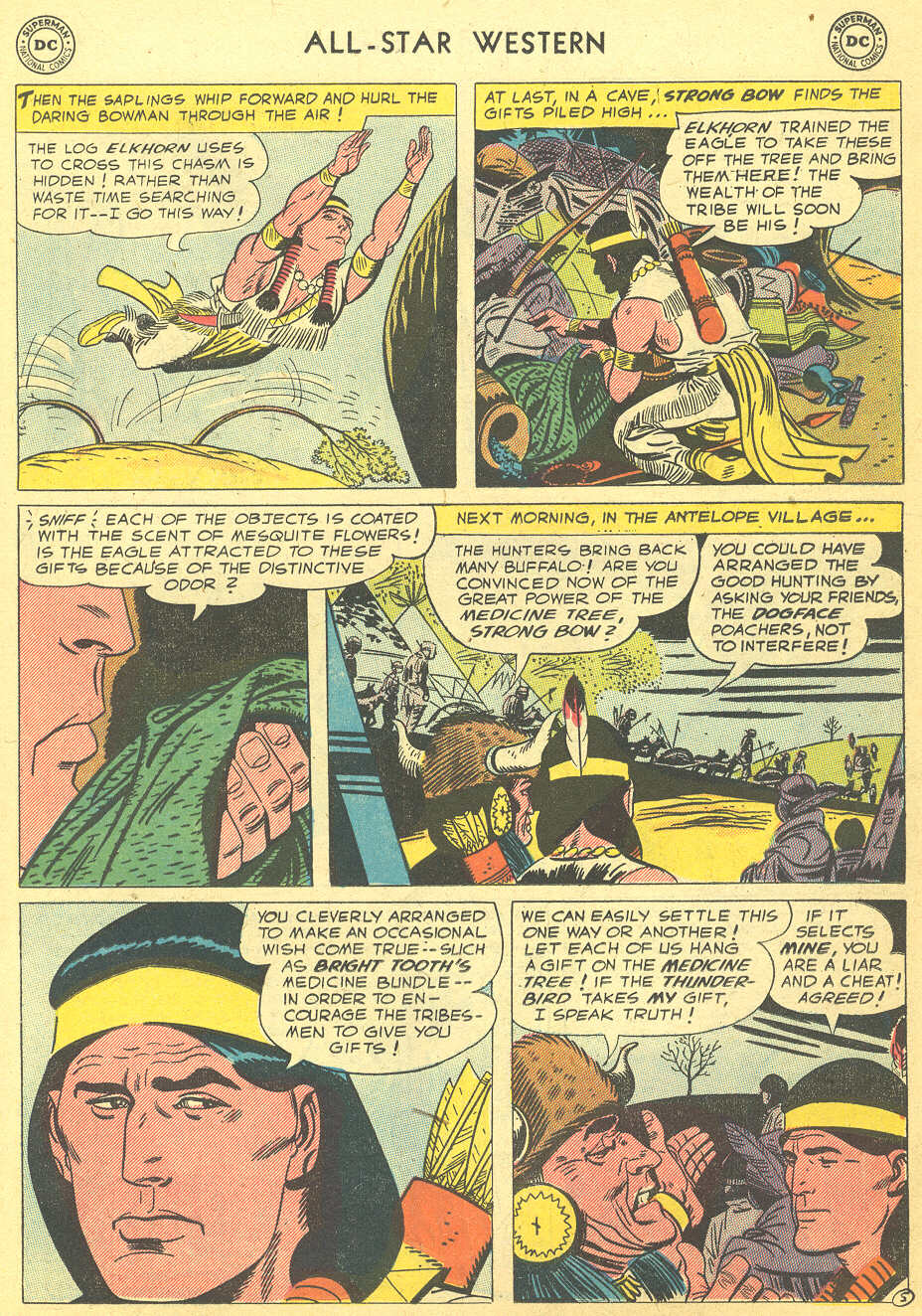 Read online All-Star Western (1951) comic -  Issue #92 - 15