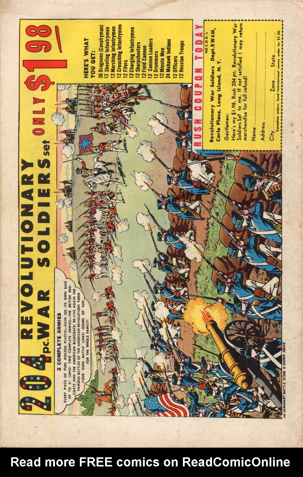 Read online Adventure Comics (1938) comic -  Issue #323 - 36