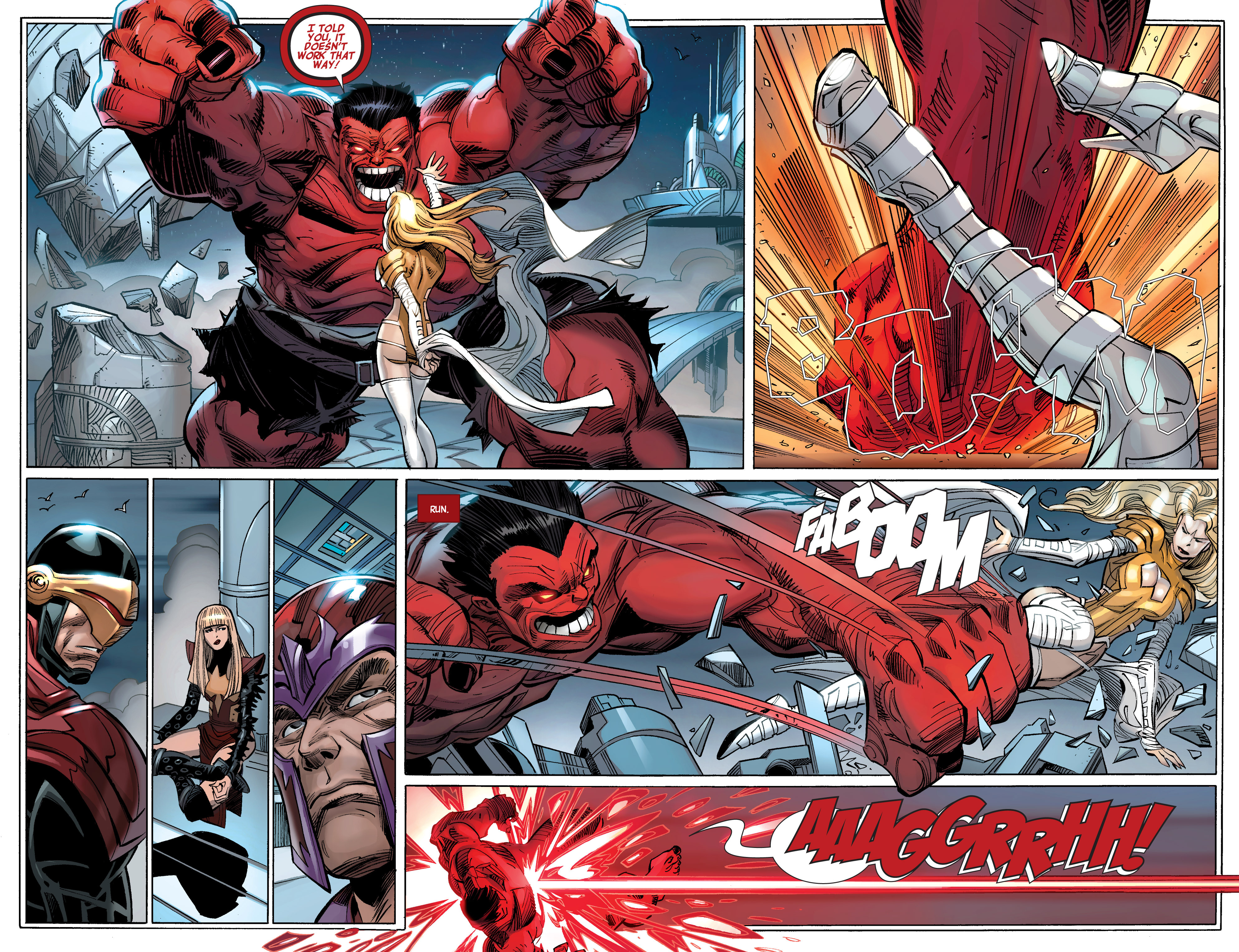 Read online Avengers (2010) comic -  Issue #28 - 12