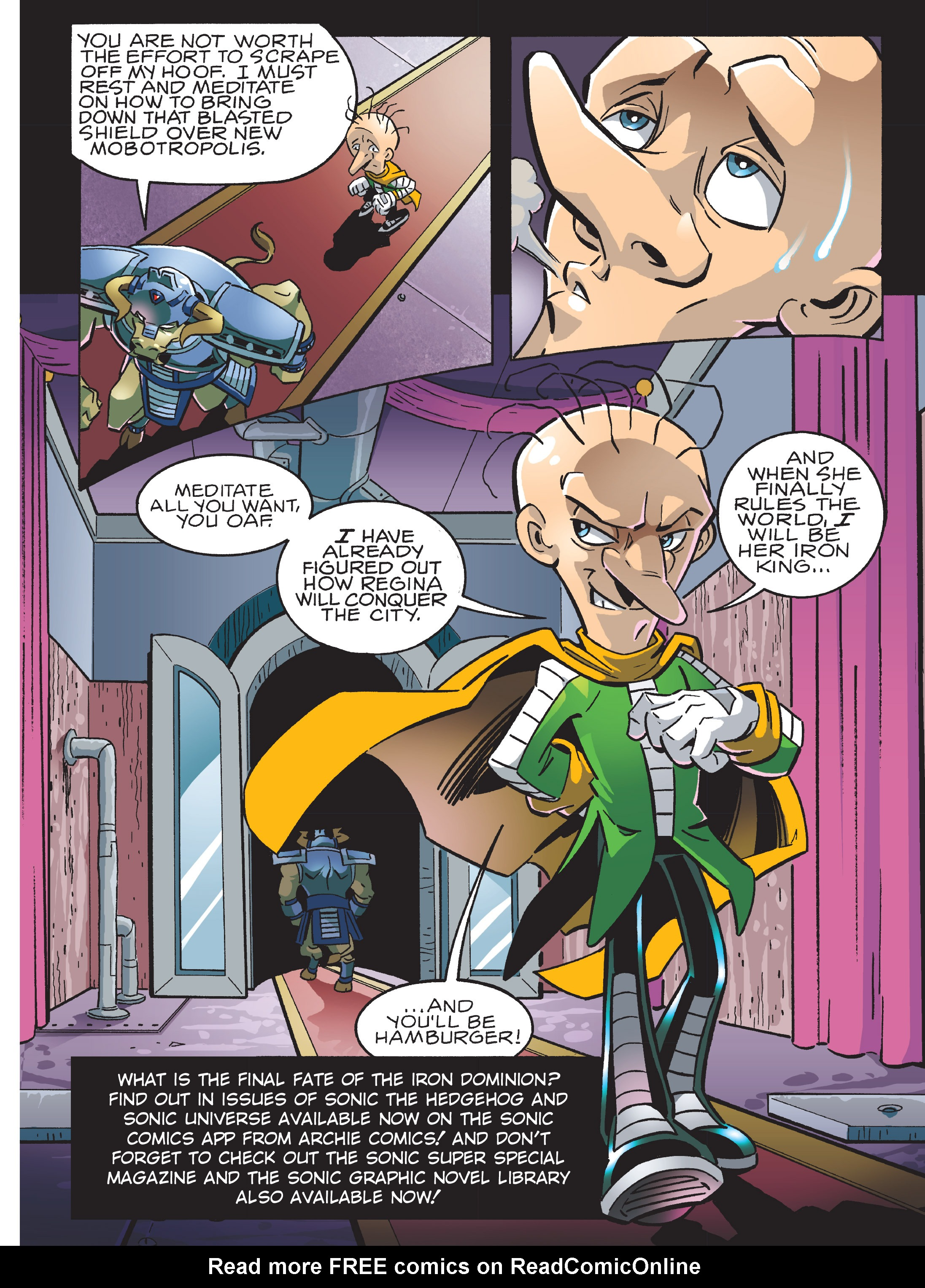 Read online Sonic Super Digest comic -  Issue #7 - 66
