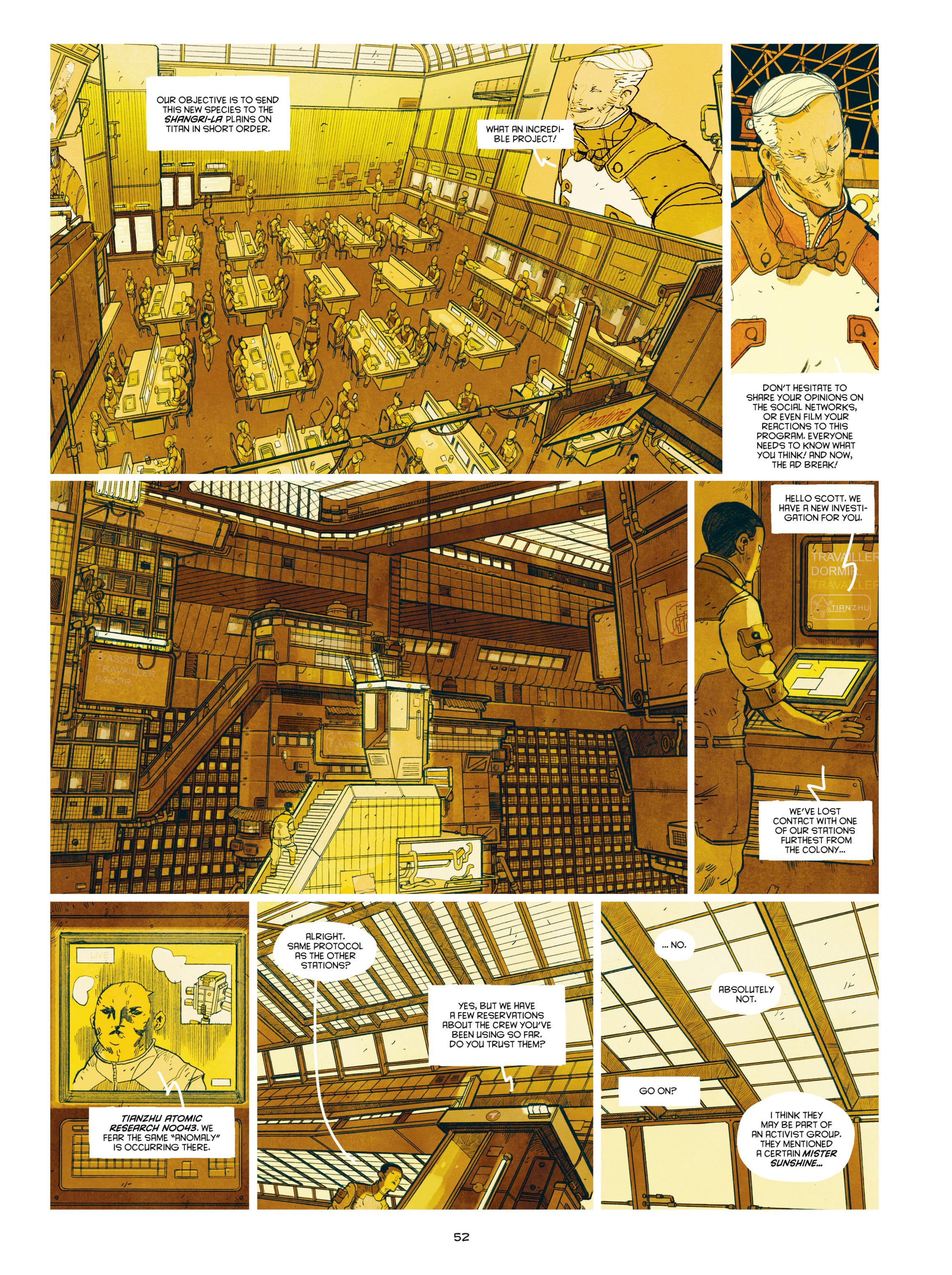 Read online Shangri-La comic -  Issue # Full - 54