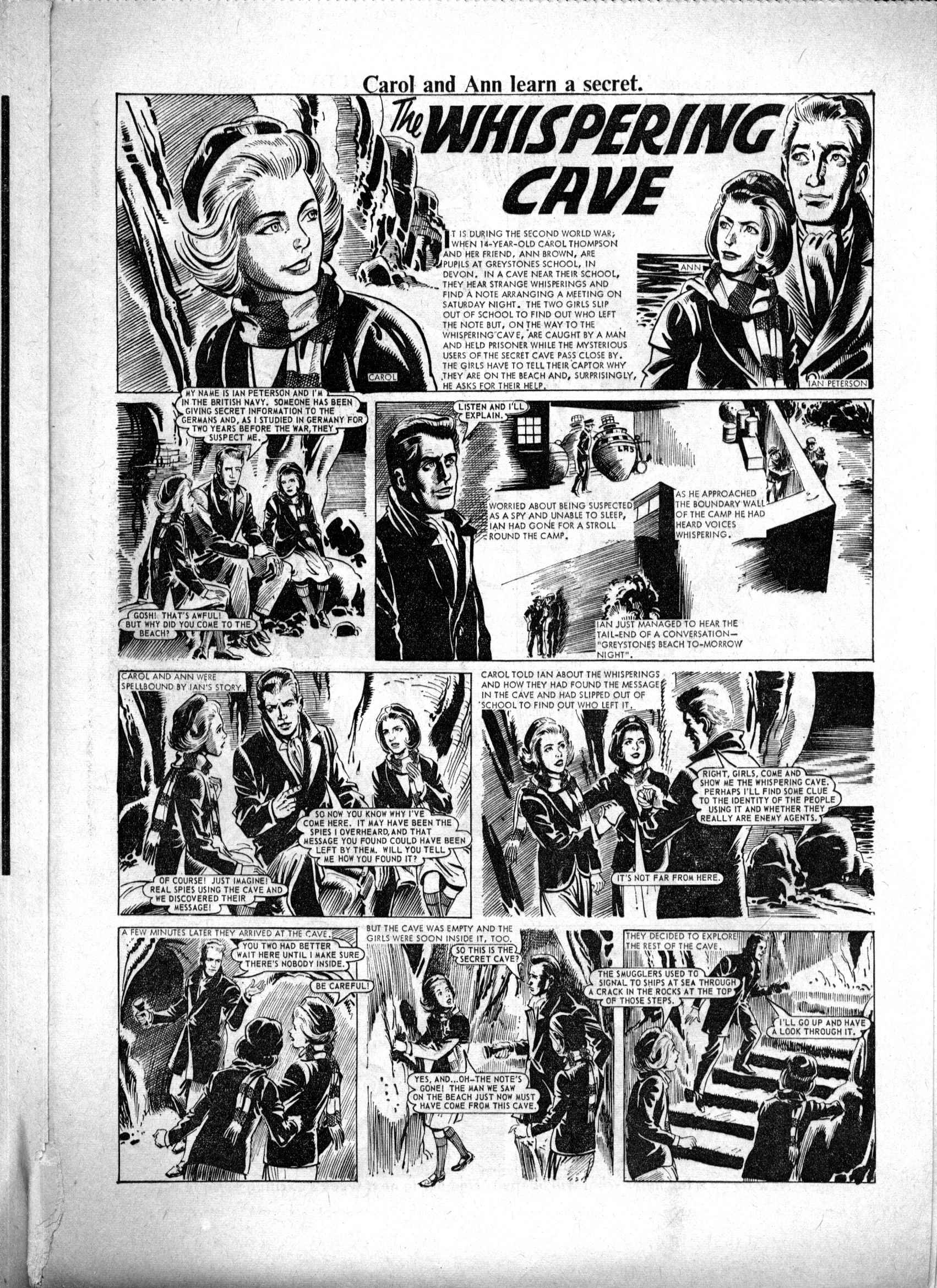 Read online Judy comic -  Issue #229 - 13