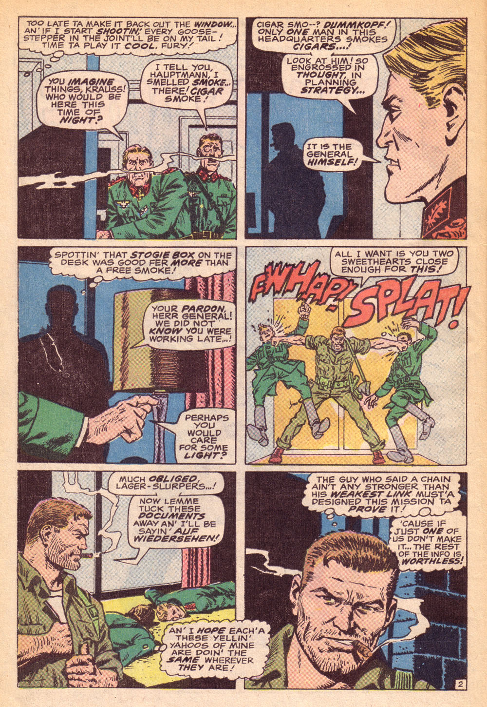 Read online Sgt. Fury comic -  Issue #74 - 4