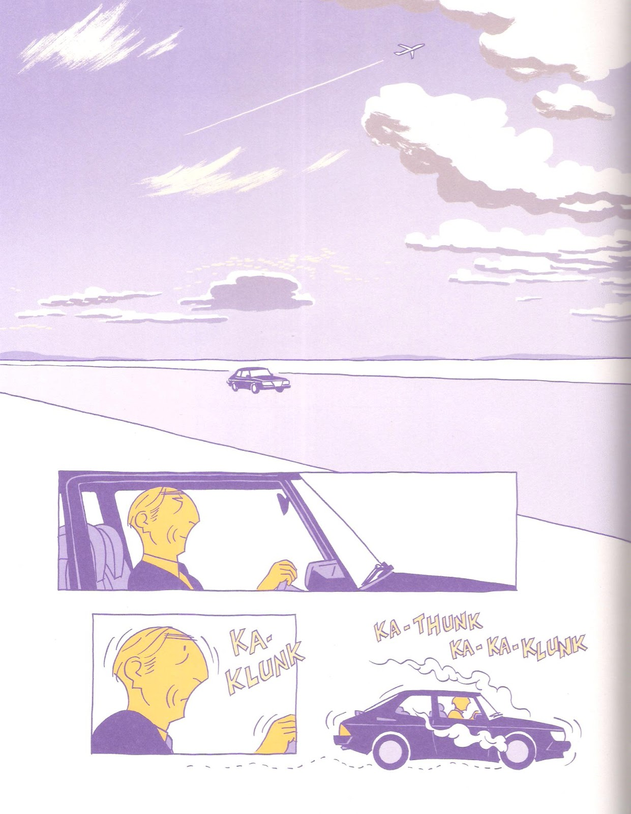 Read online Asterios Polyp comic -  Issue # TPB (Part 3) - 74
