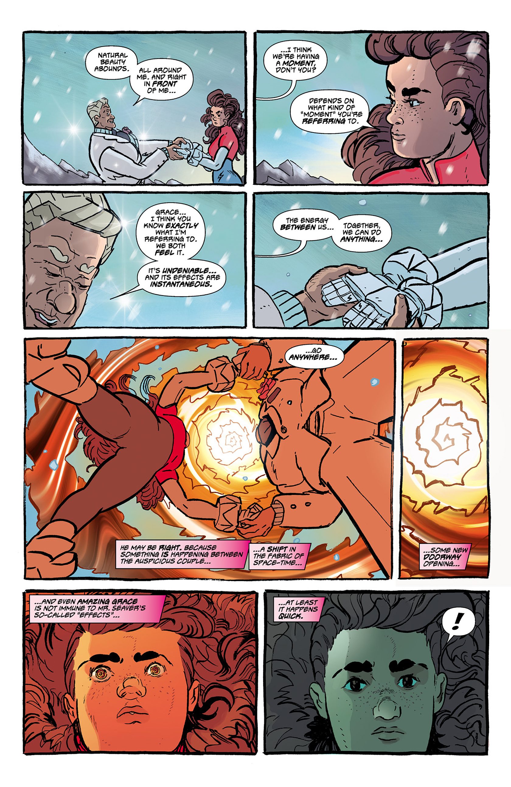 Read online Catalyst Comix comic -  Issue #4 - 10