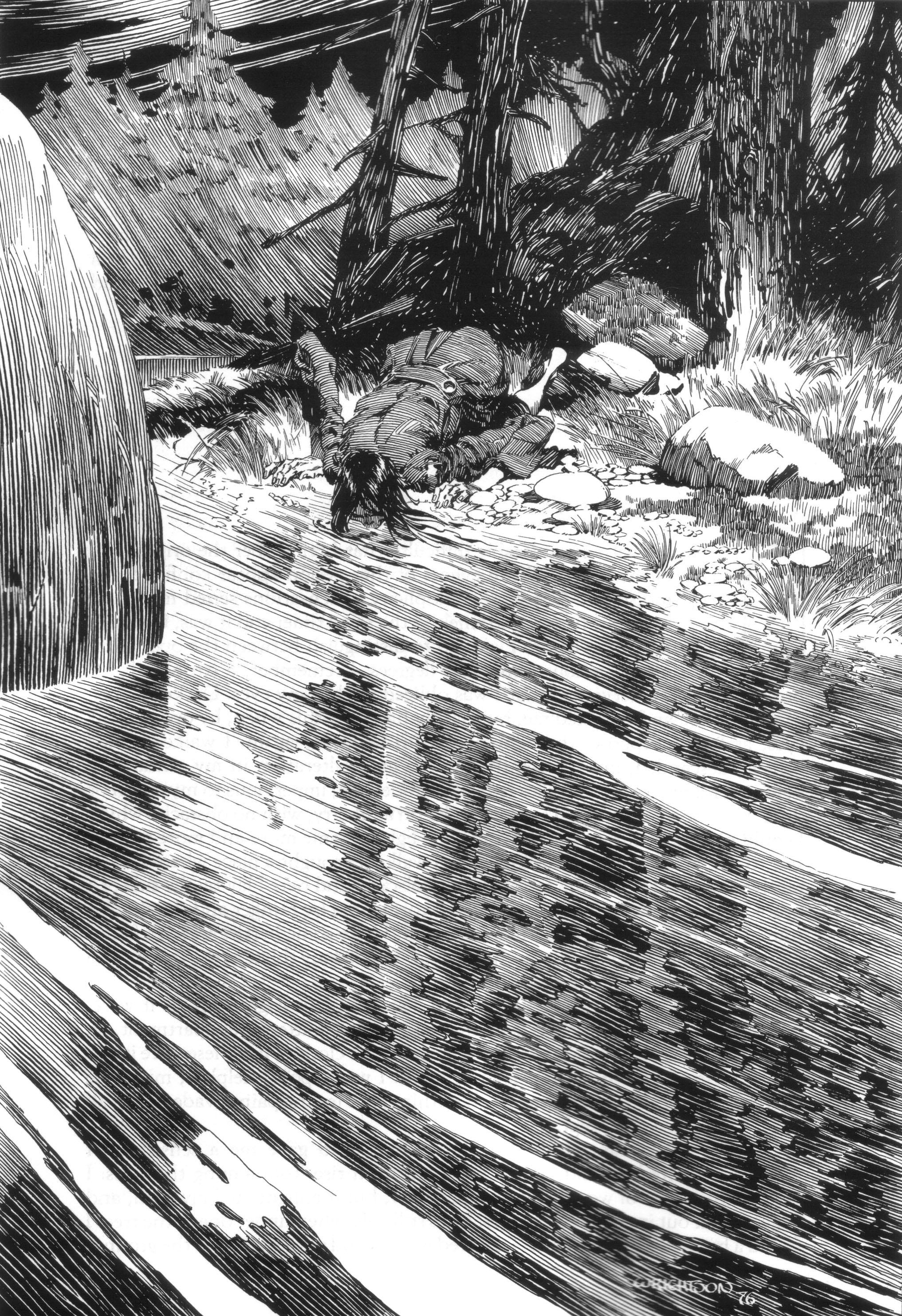 Read online Bernie Wrightson's Frankenstein comic -  Issue # Full - 20