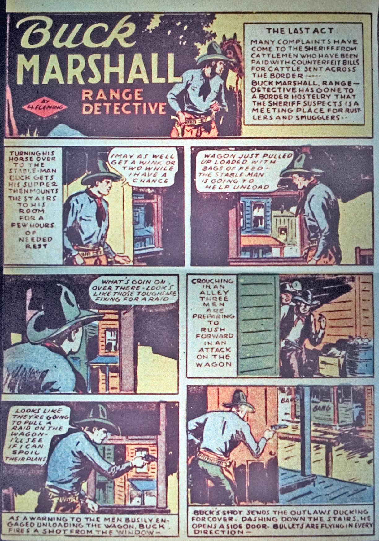Detective Comics (1937) 32 Page 19