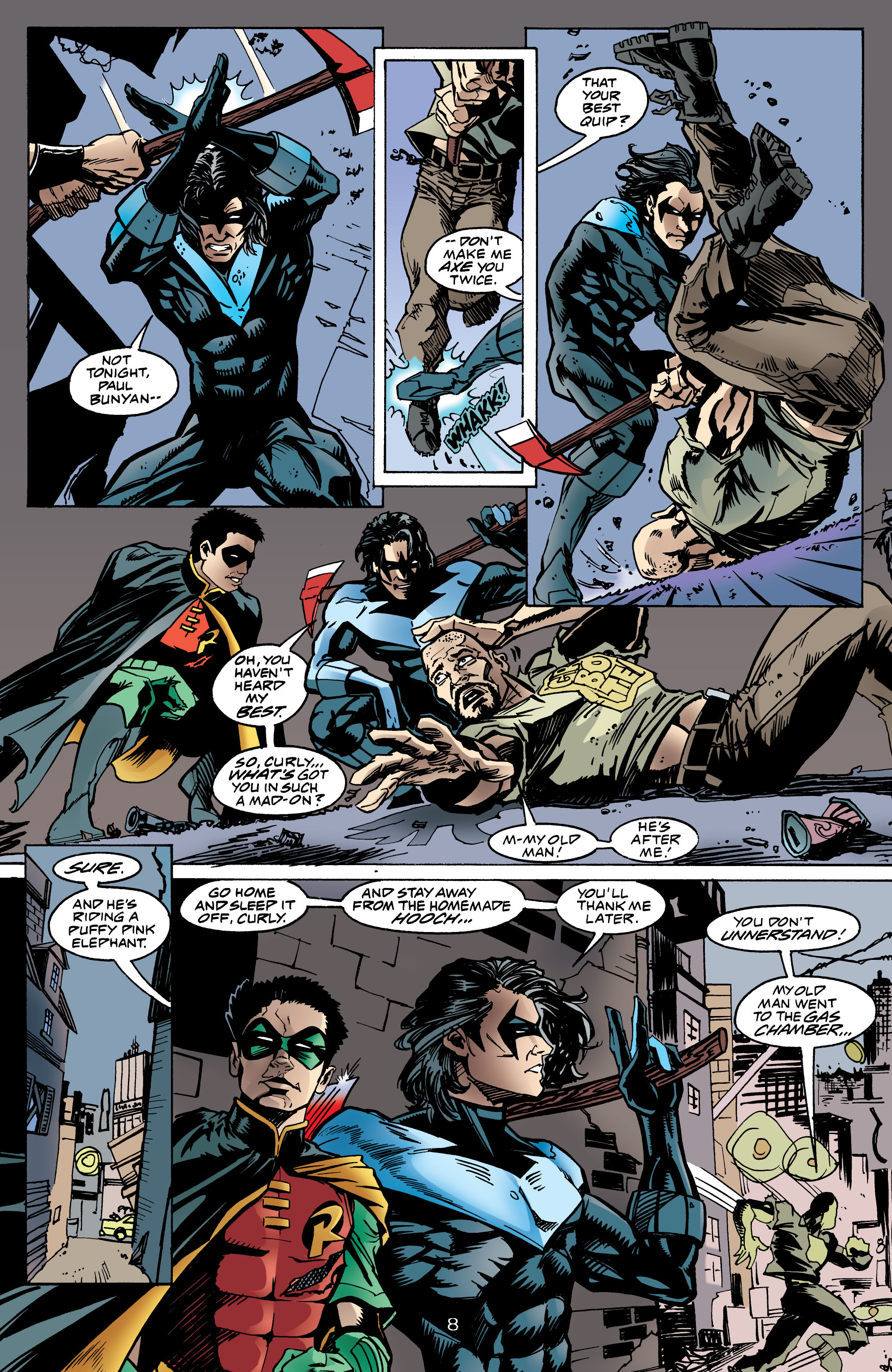 Read online Batman: Day of Judgment comic -  Issue # Full - 9
