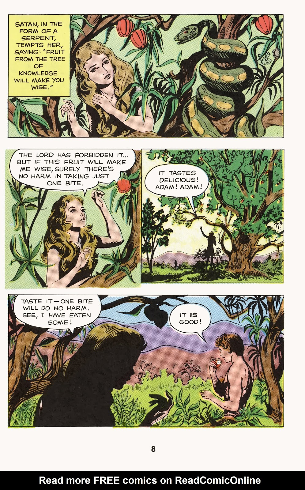 The Picture Bible issue TPB (Part 1) - Page 10