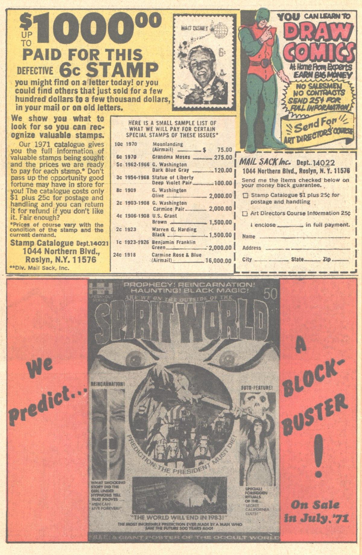 Read online Adventure Comics (1938) comic -  Issue #411 - 44