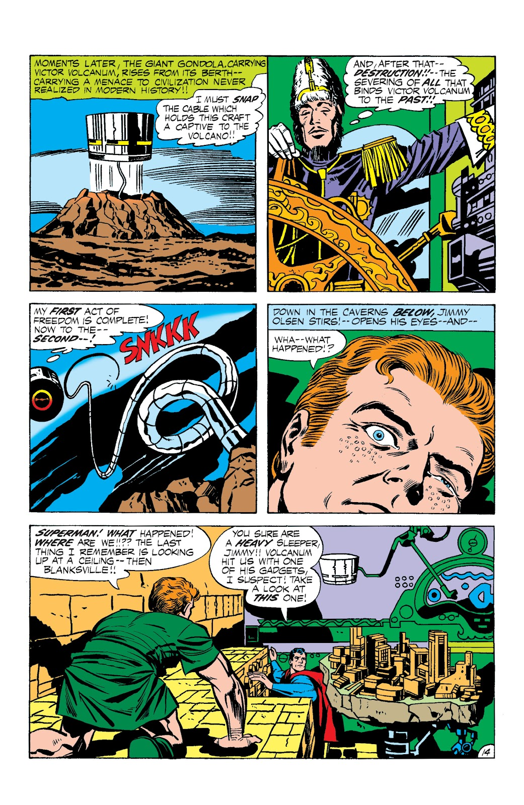 Read online Superman's Pal, Jimmy Olsen by Jack Kirby comic -  Issue # TPB (Part 4) - 50