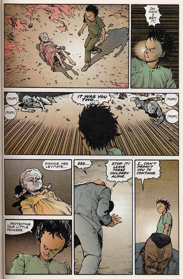 Read online Akira comic -  Issue #8 - 43