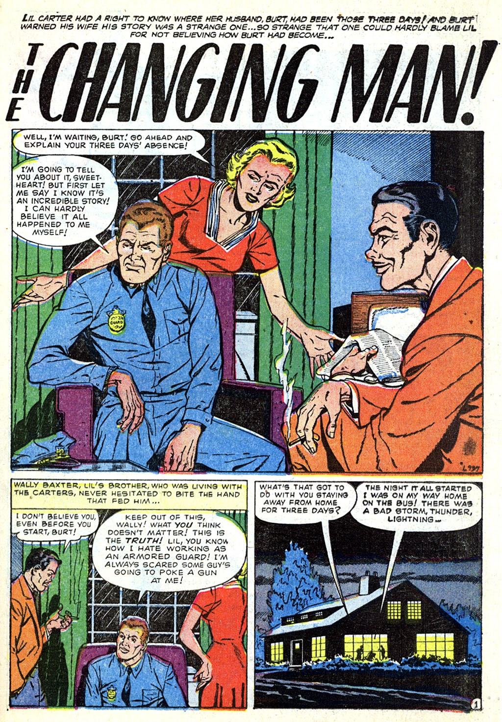 Mystic (1951) issue 60 - Page 23