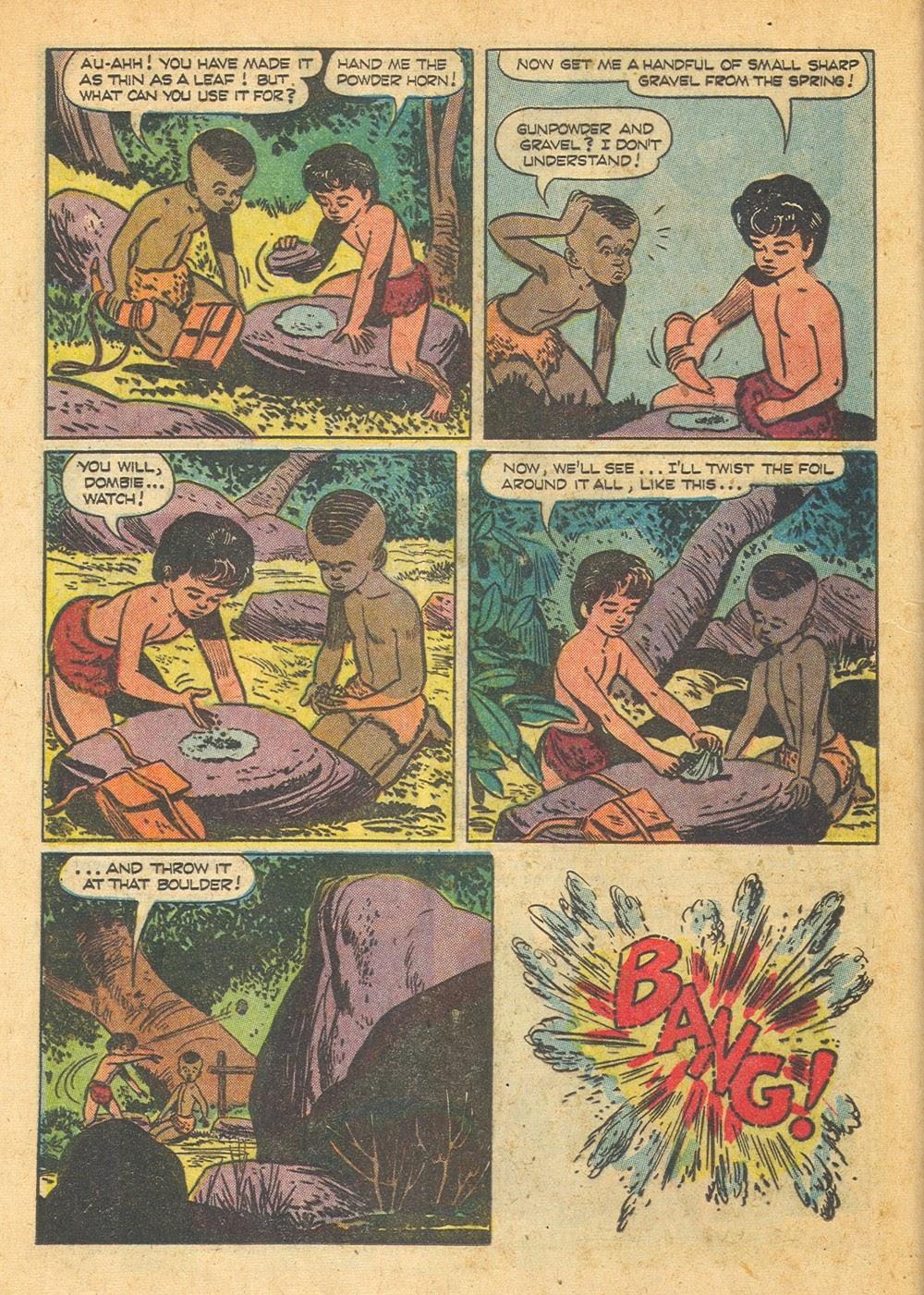 Tarzan (1948) issue 57 - Page 20