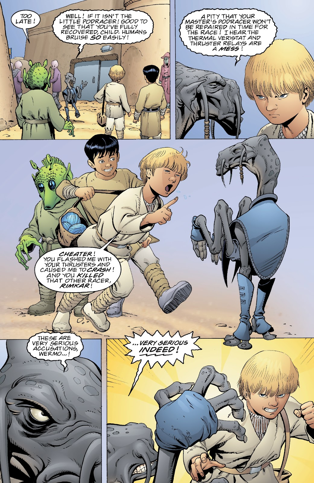 Read online Star Wars Legends: Rise of the Sith - Epic Collection comic -  Issue # TPB 2 (Part 4) - 56
