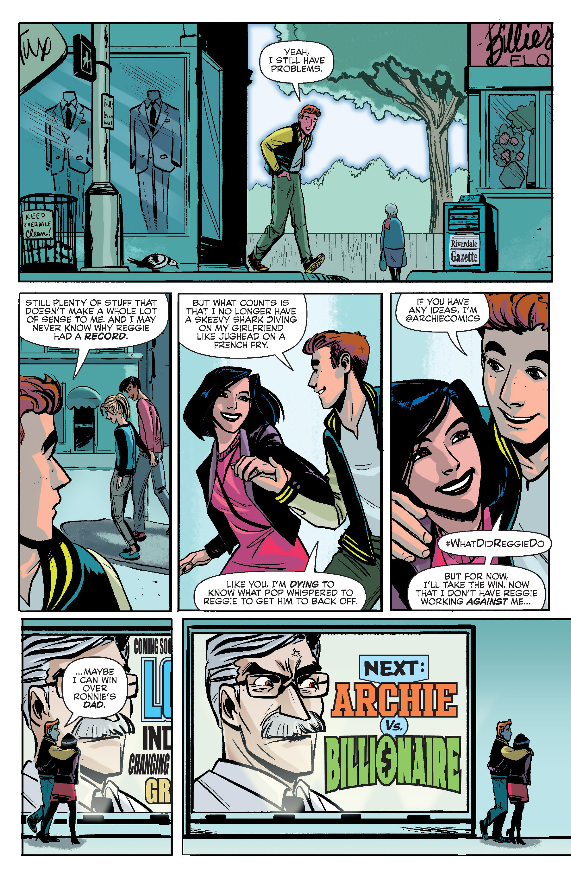 Read online Archie (2015) comic -  Issue #7 - 24
