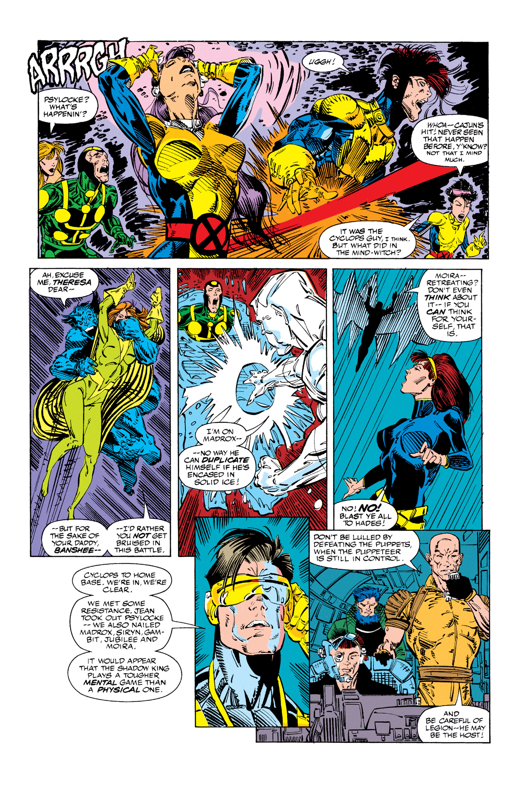 Read online X-Factor (1986) comic -  Issue #69 - 18